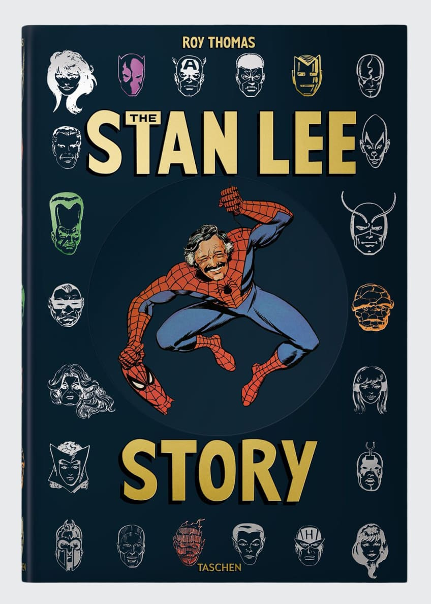 "Image 1 of 2: ""The Stan Lee Story"" Book"