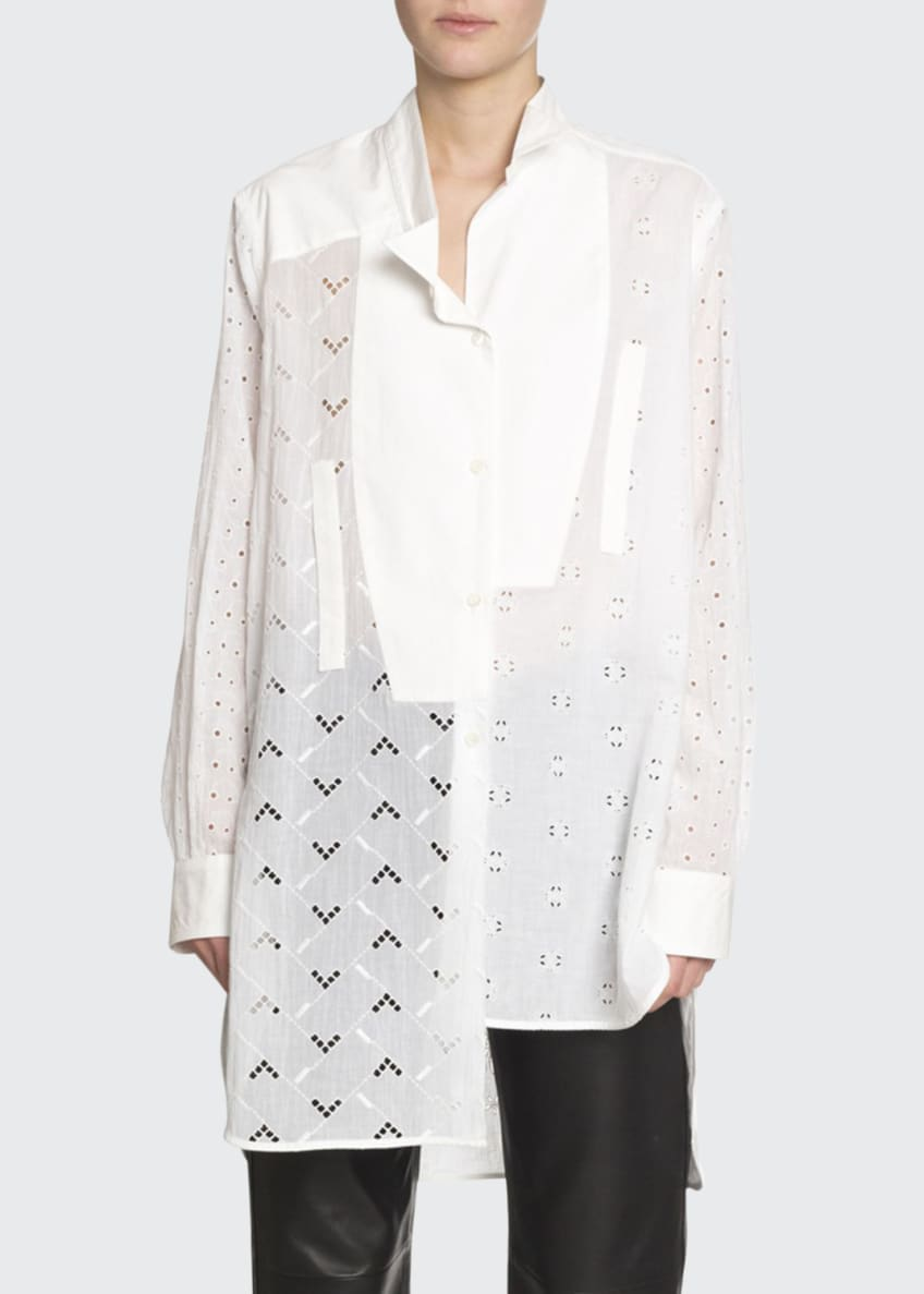 Loewe Braided Open-Front Cardigan & Matching Items