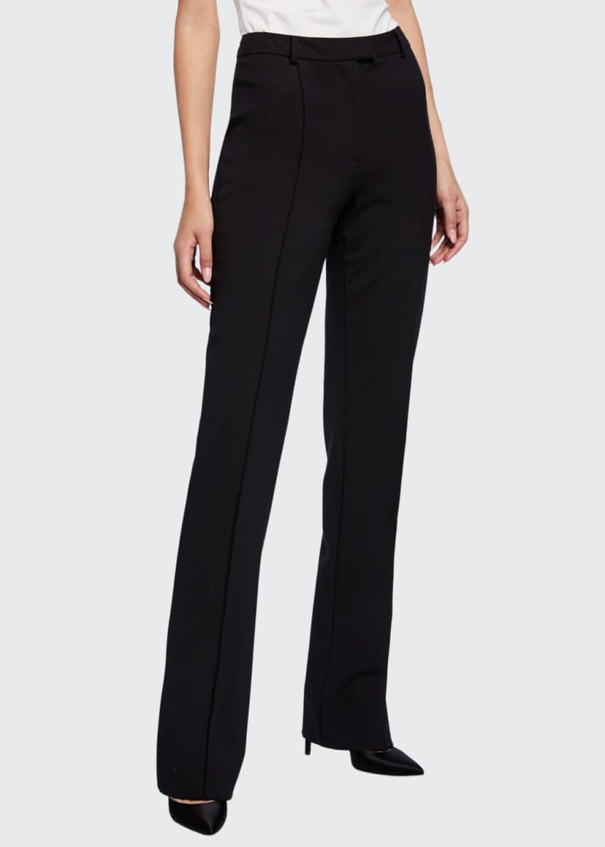 Jason Wu Collection Crinkled Chiffon Button-Front Blouse &