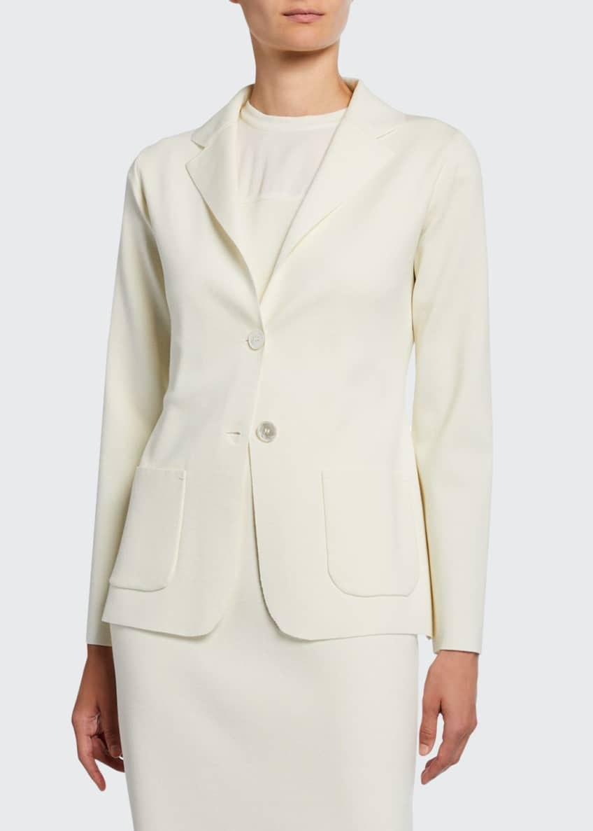 Extra-Fine Tailored Jacket