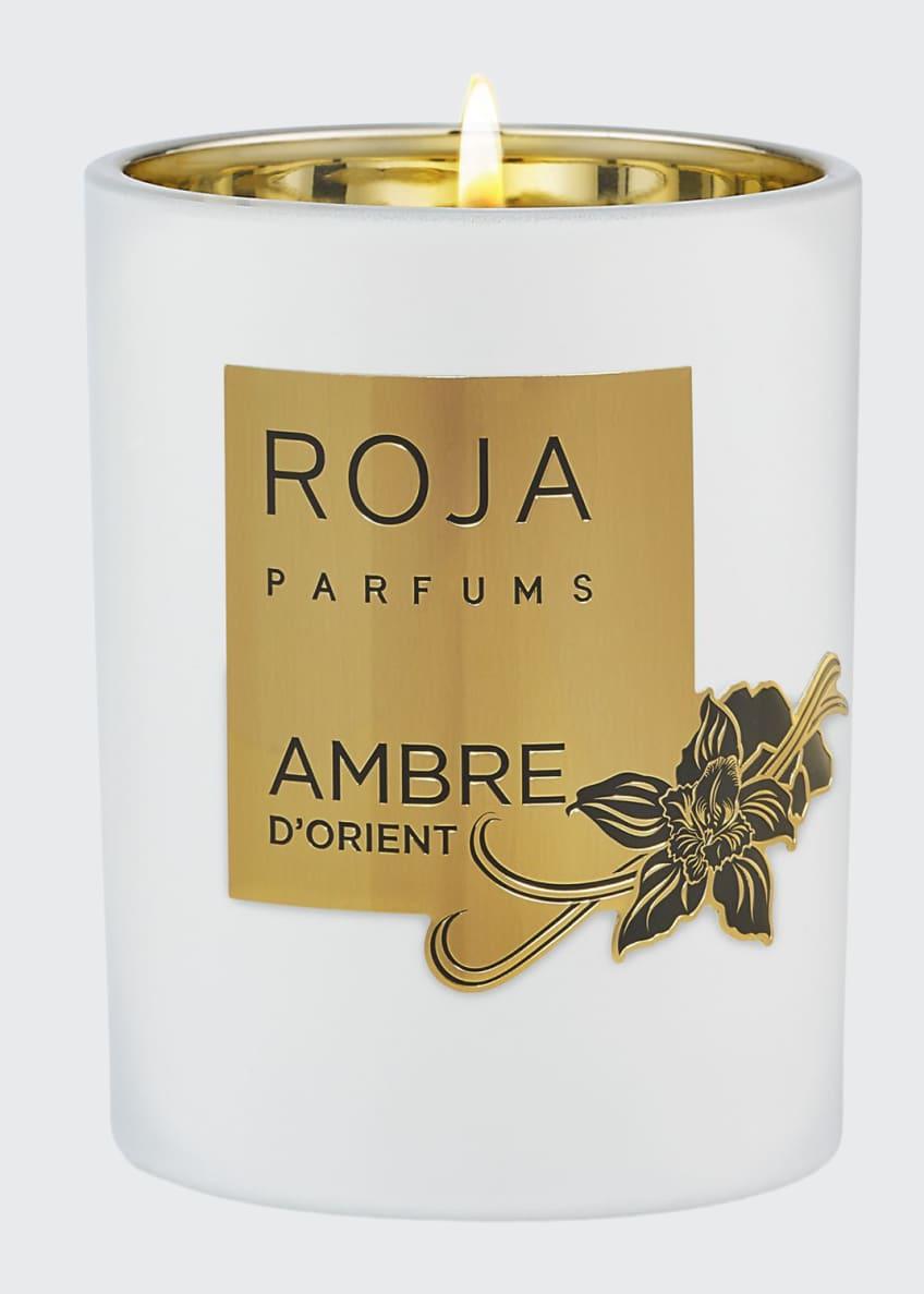 Roja Parfums Ambre D'Orient Candle, 7.8 oz./ 220