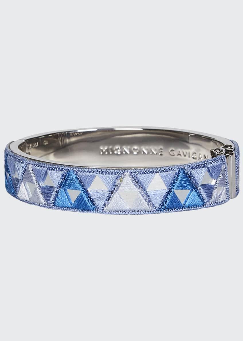 Mignonne Gavigan Megan Embroidered Bracelet