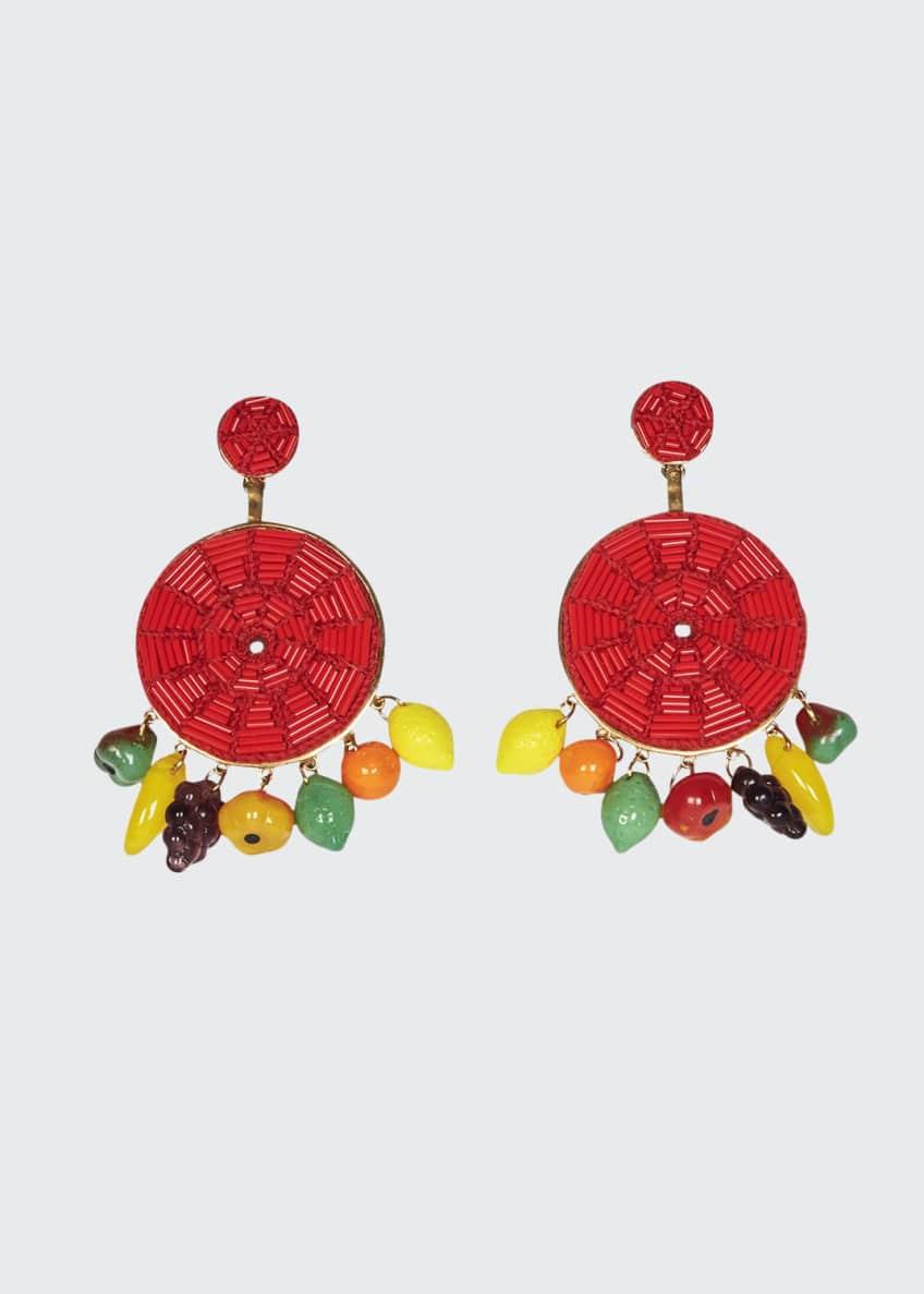 Mignonne Gavigan Emerson Lux Drop Earrings