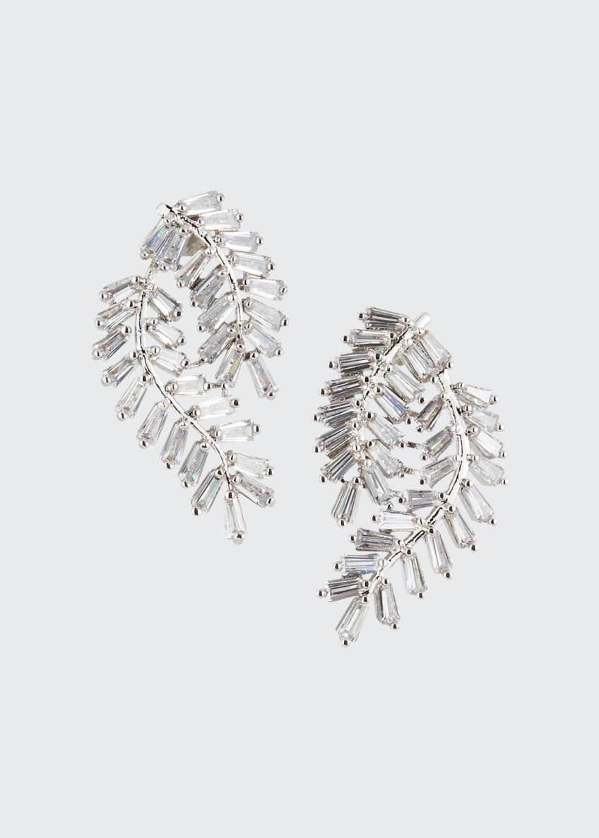 Fallon Fern Swag Earrings