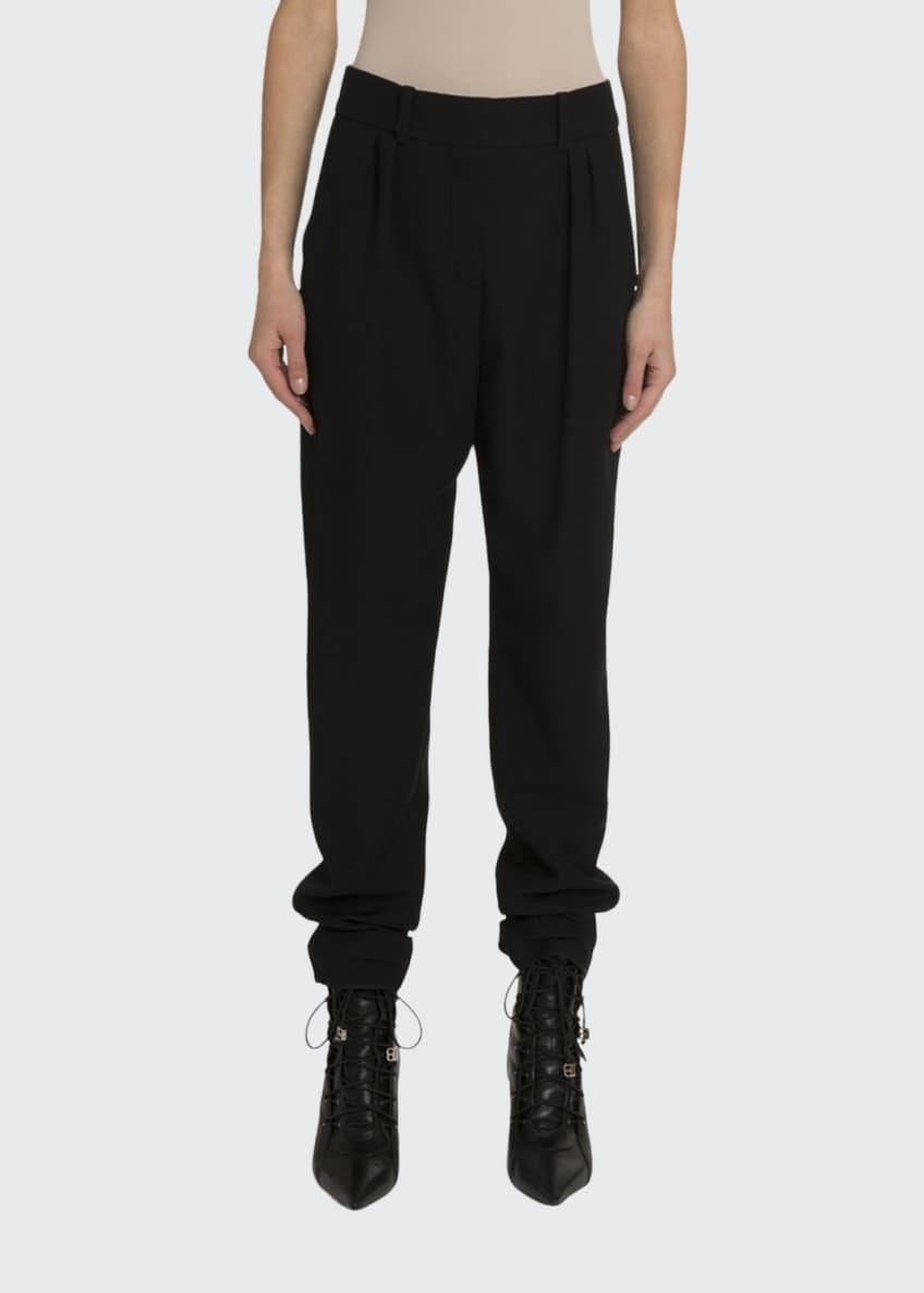 Balmain Layered Denim Tweed Blazer & Matching Items