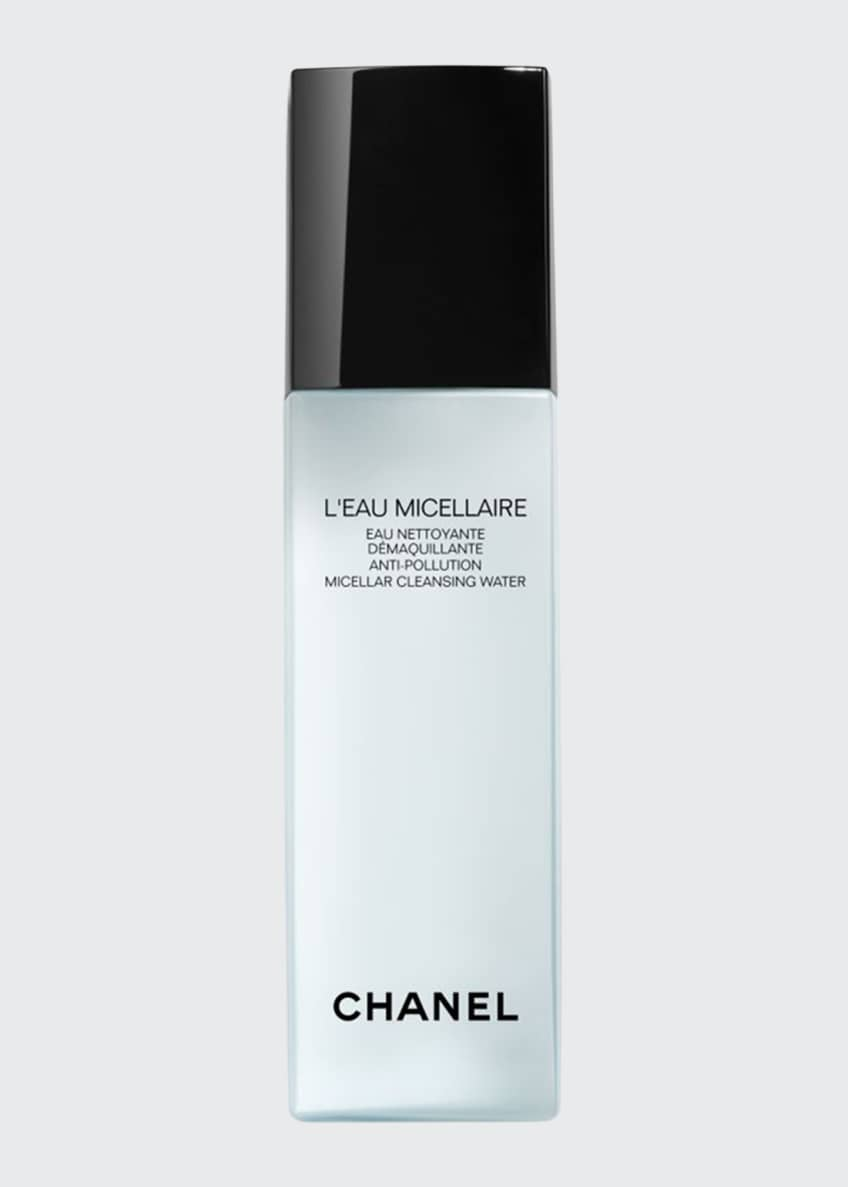 Image 1 of 2: L'EAU MICELLAIRE Anti-Pollution Micellar Cleansing Water, 5.0 oz.