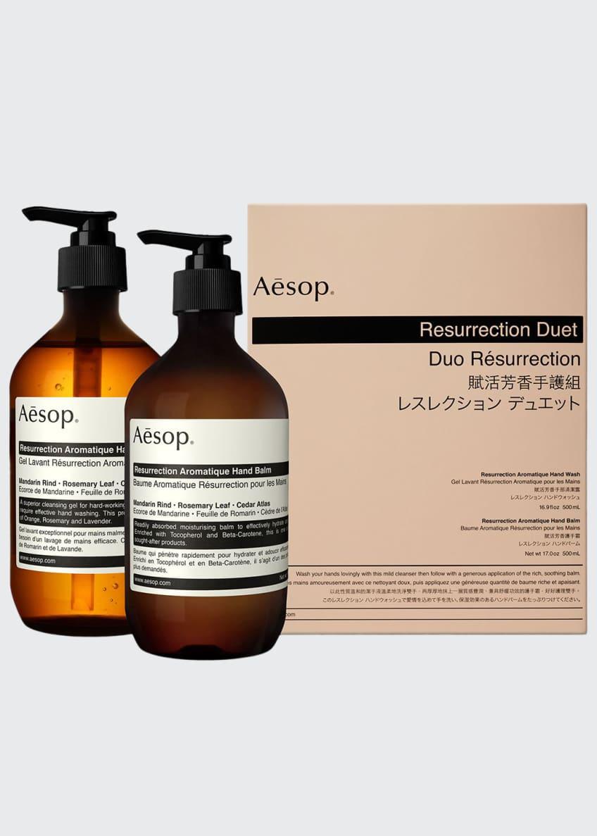 Aesop Resurrection Hand Care Kit (Duet) - Bergdorf Goodman