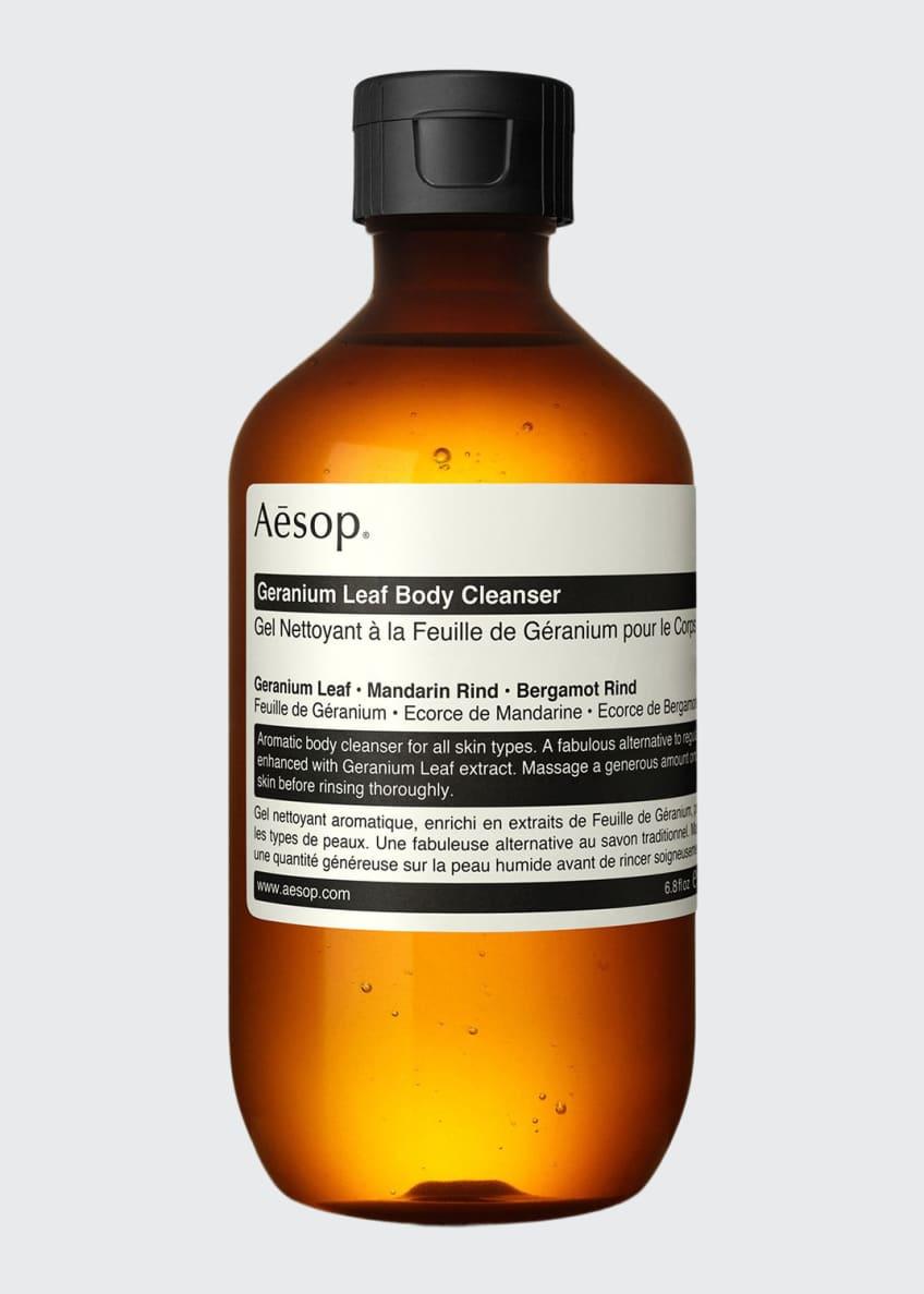 Aesop Geranium Leaf Body Cleanser, 6.7 oz./ 200 mL - Bergdorf Goodman