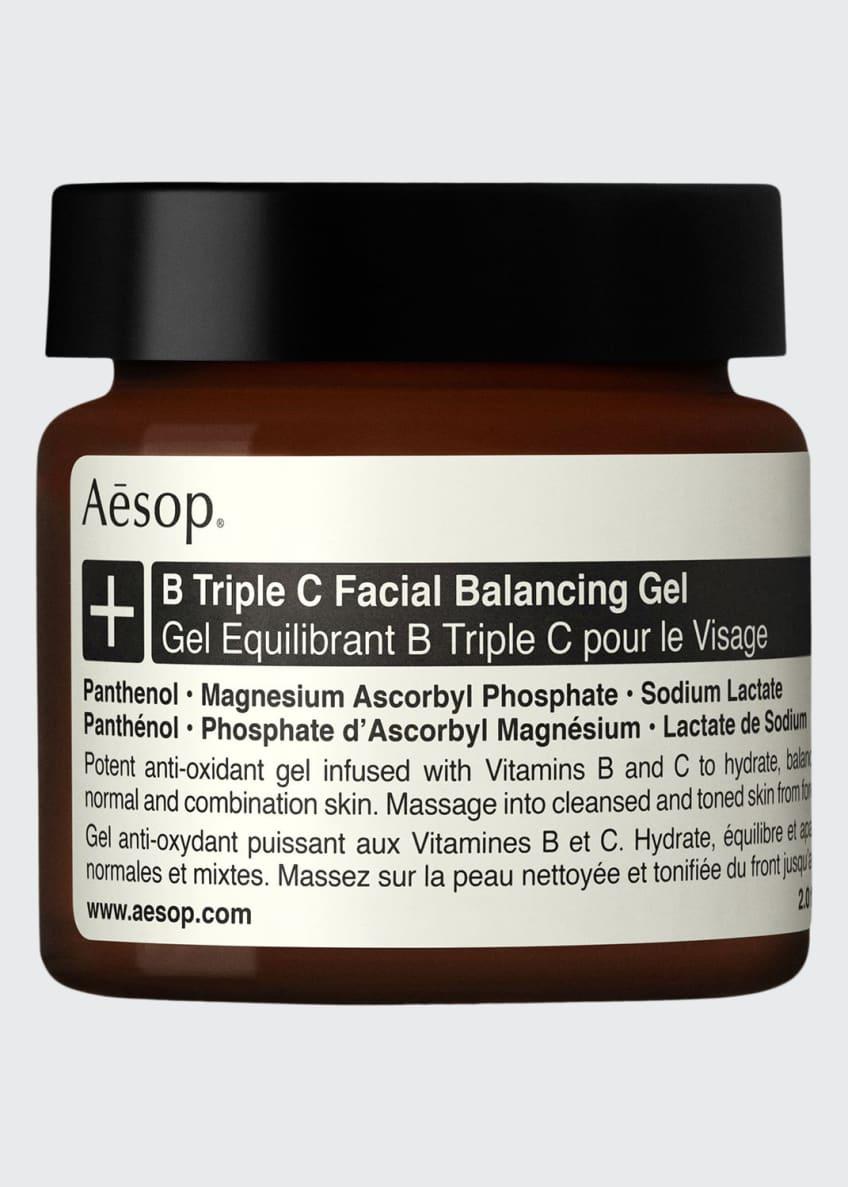 Aesop B Triple C Facial Balancing Gel, 2 oz./ 60 mL - Bergdorf Goodman