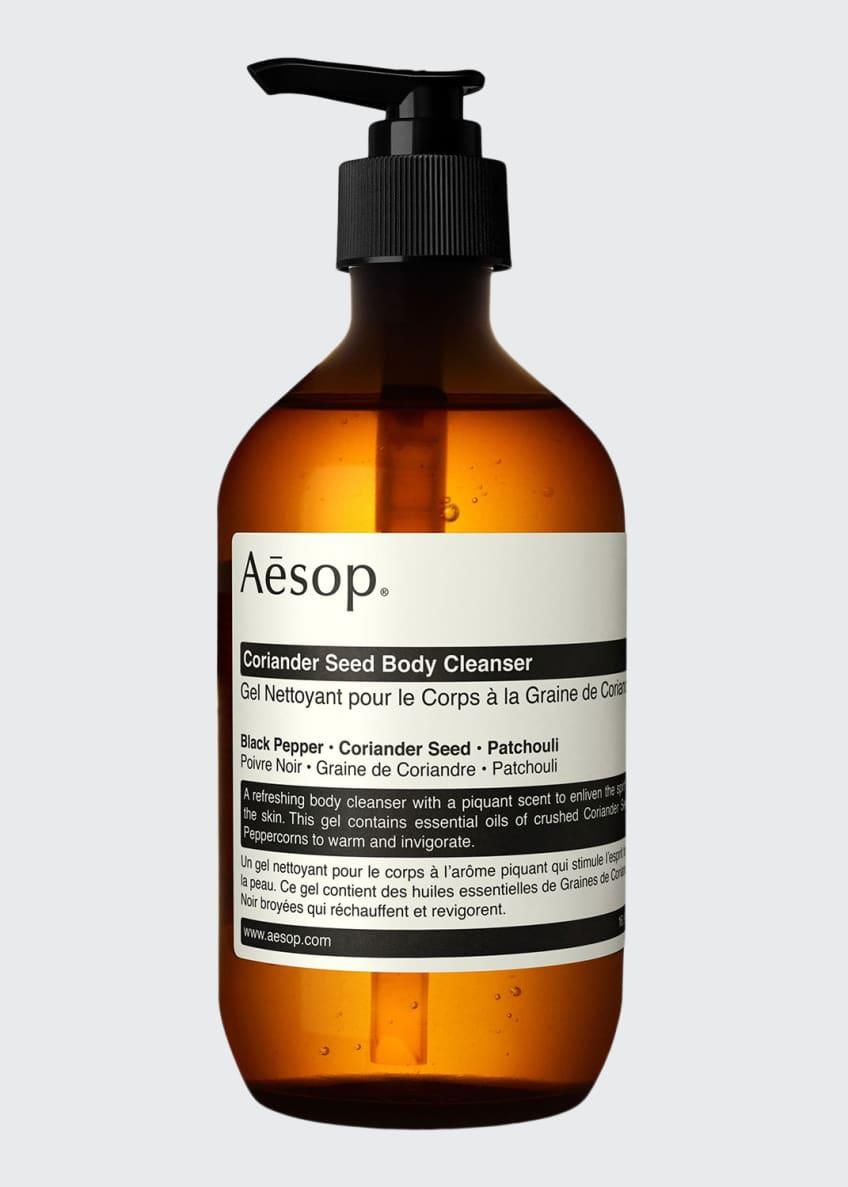 Aesop Coriander Seed Body Cleanser, 16.9 oz./ 500 mL - Bergdorf Goodman