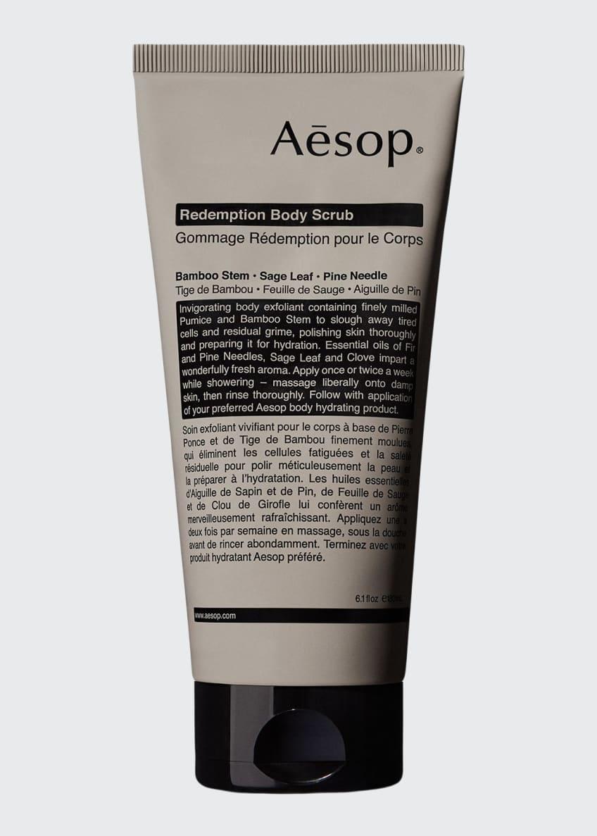 Aesop Redemption Body Scrub, 6 oz./ 180 mL