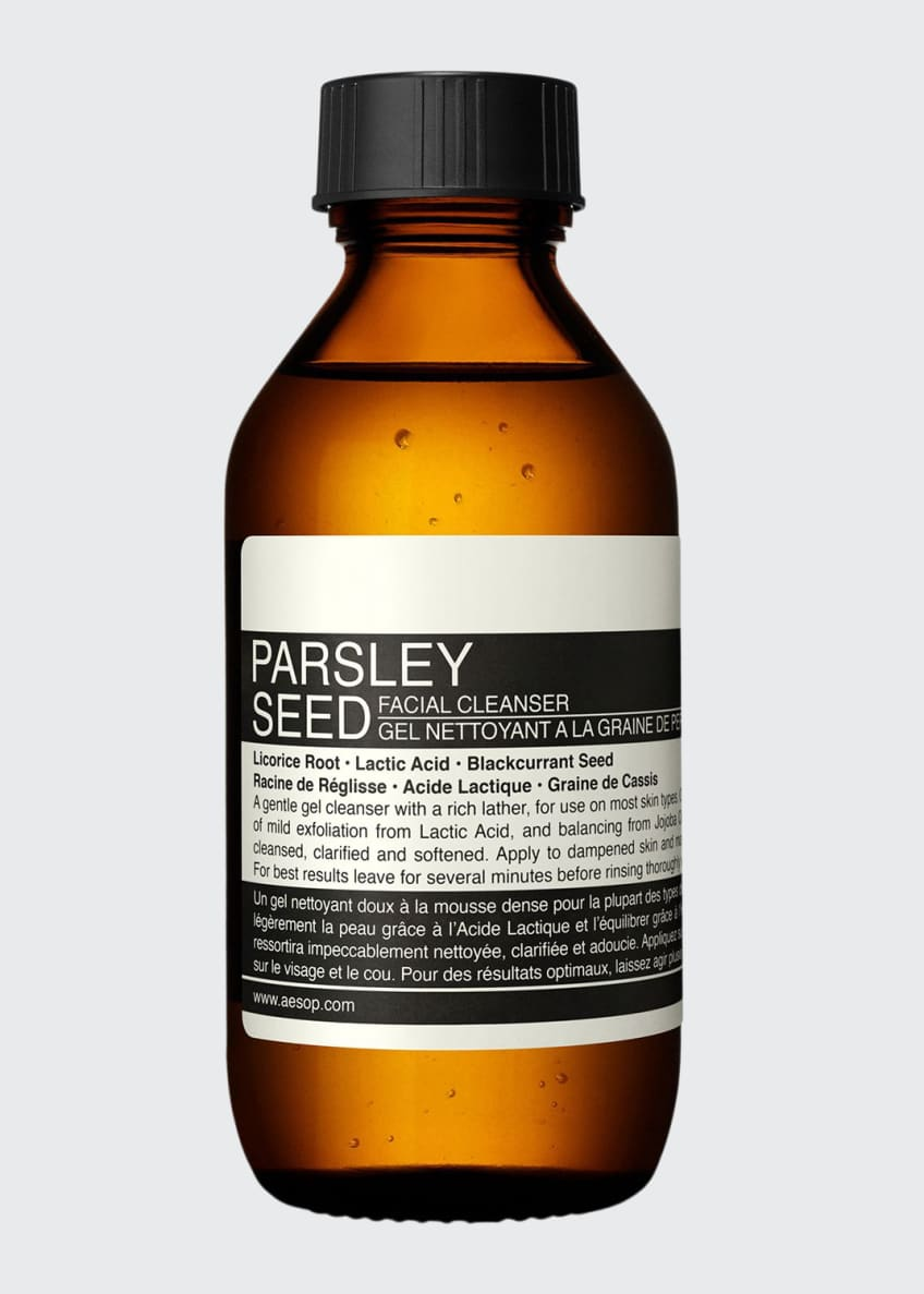 Aesop Parsley Seed Face Cleanser, 3.4 oz./ 100