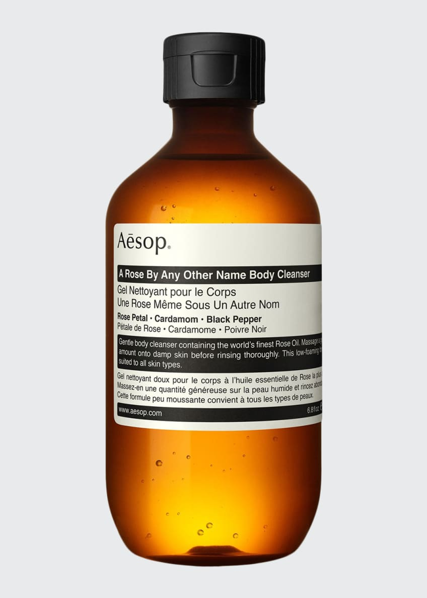 Aesop A Rose By Any Other Name Cleanser, 6.7 oz./ 200 mL - Bergdorf Goodman