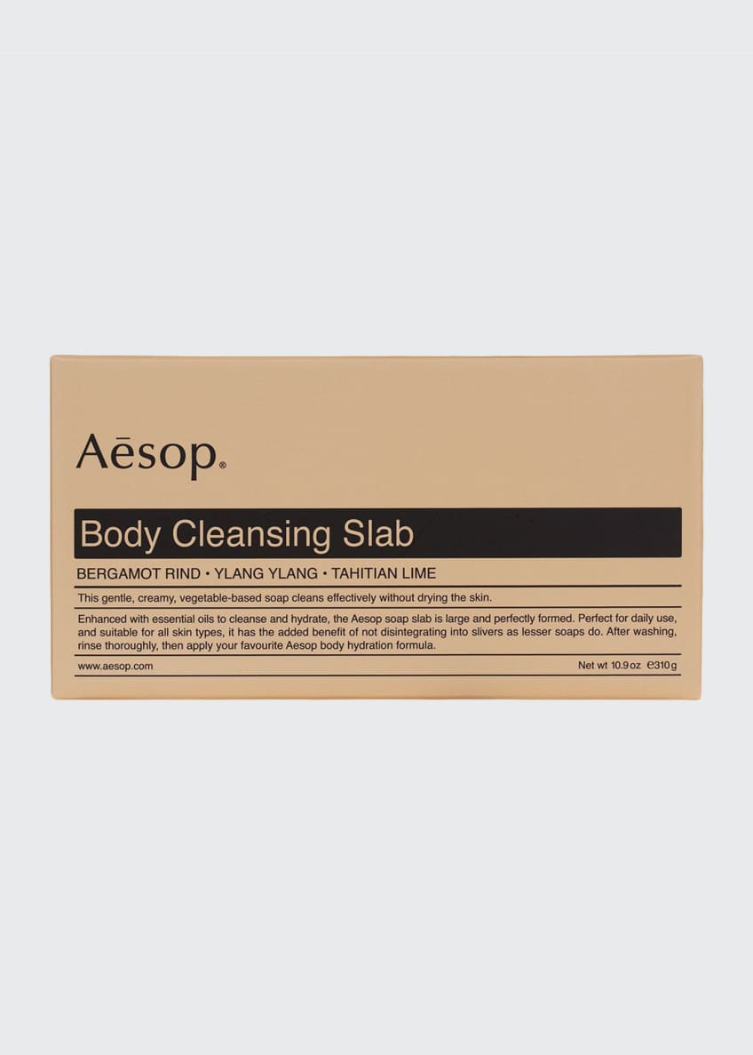Aesop Body Cleansing Slab, 10.9 oz./ 310 g