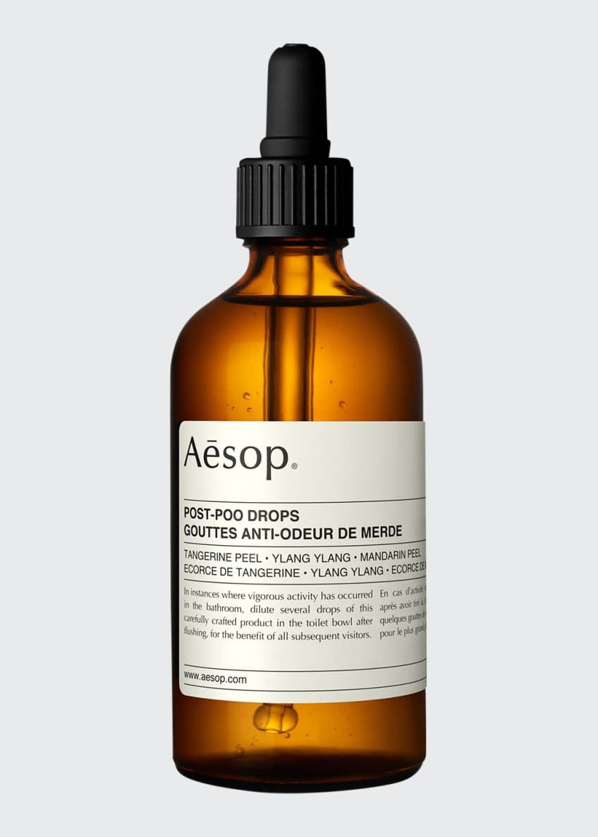 Aesop Post-Poo Drops, 3.4 oz. / 100 mL
