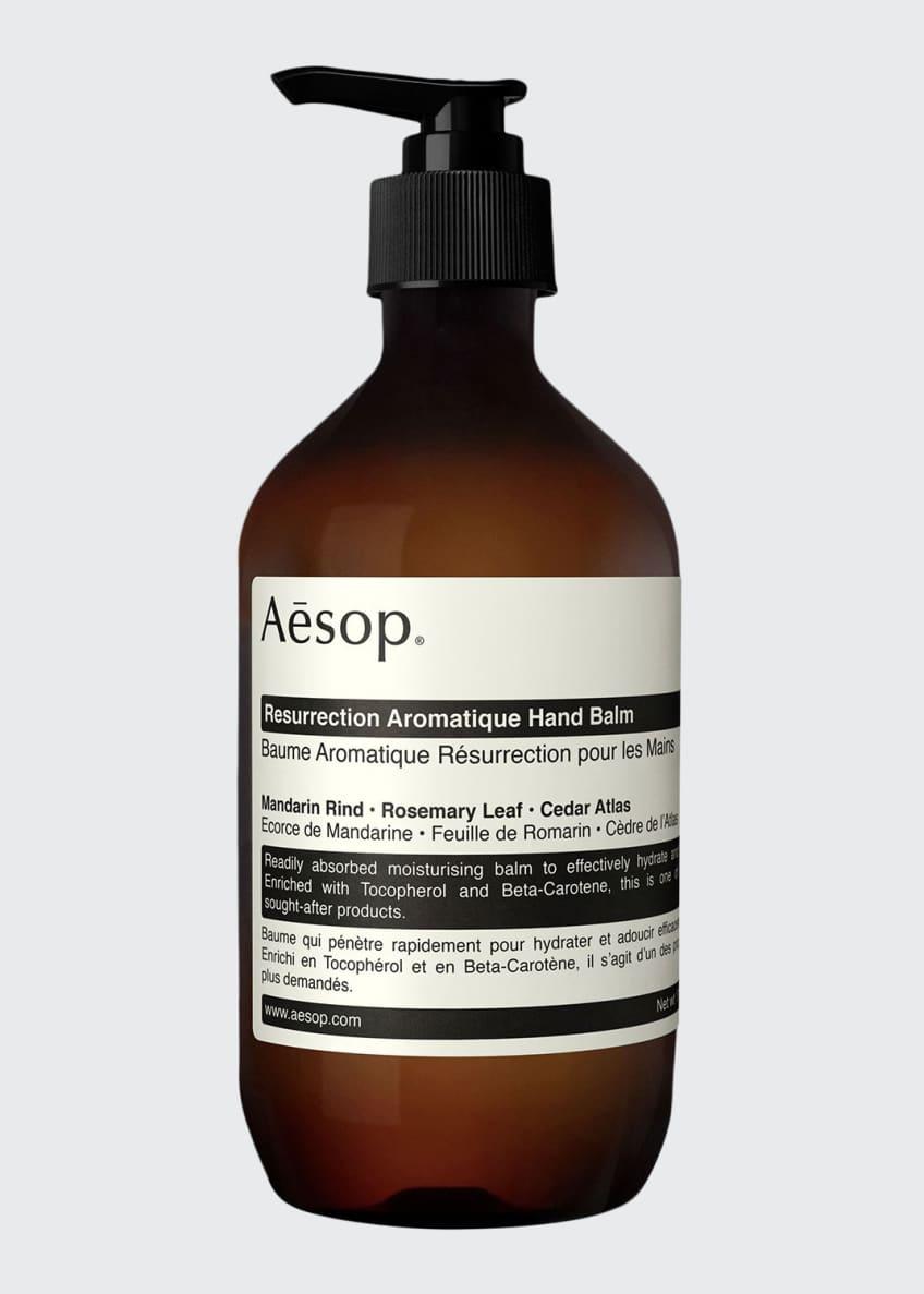 Aesop Resurrection Aromatique Hand Balm, 16.9 oz./ 500