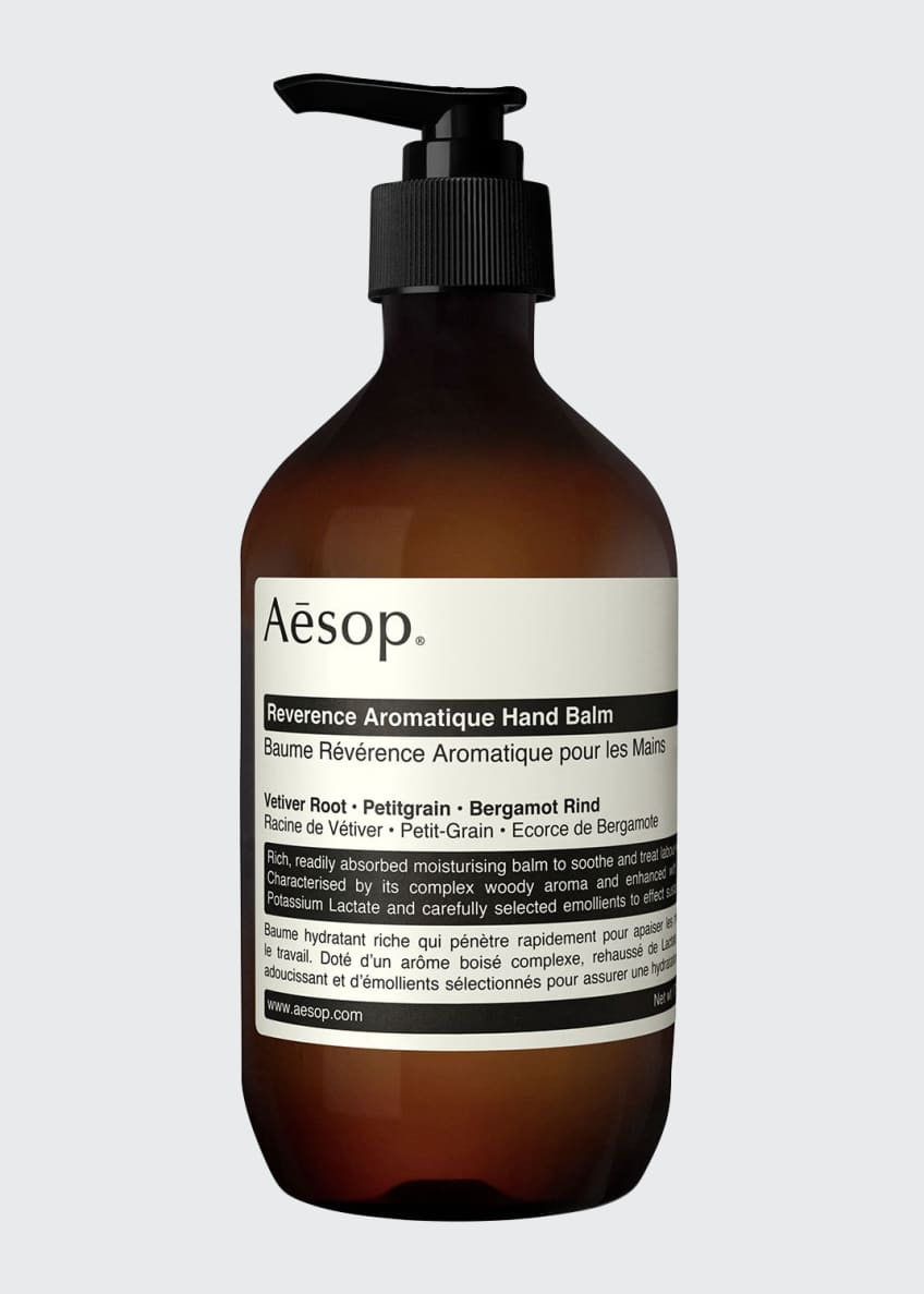 Aesop Reverence Aromatique Hand Balm, 16.9 oz./ 500