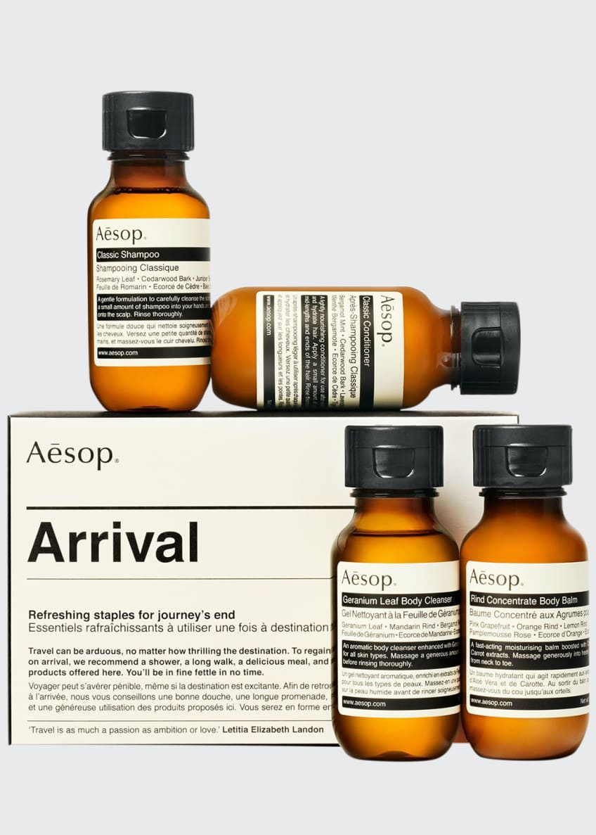 Image 1 of 2: Arrival Kit