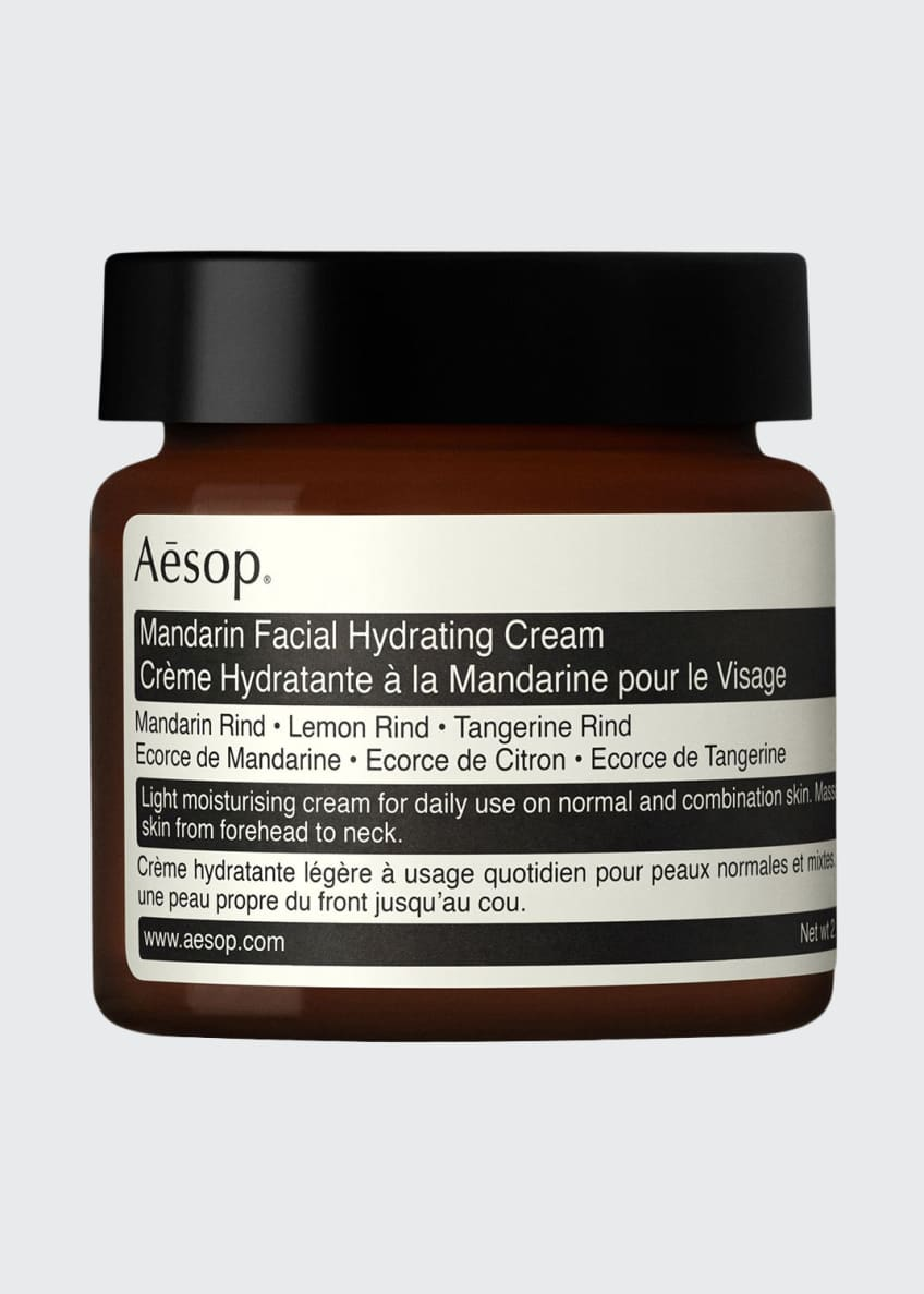 Aesop Mandarin Facial Hydrating Cream, 2 oz./ 60