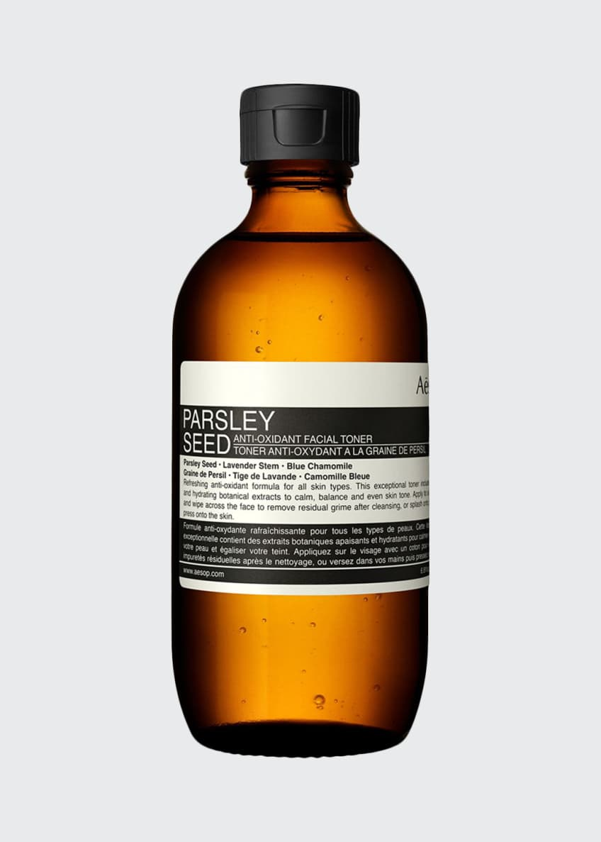 Aesop Parsley Seed Anti-Oxidant Facial Toner, 6.7 oz./