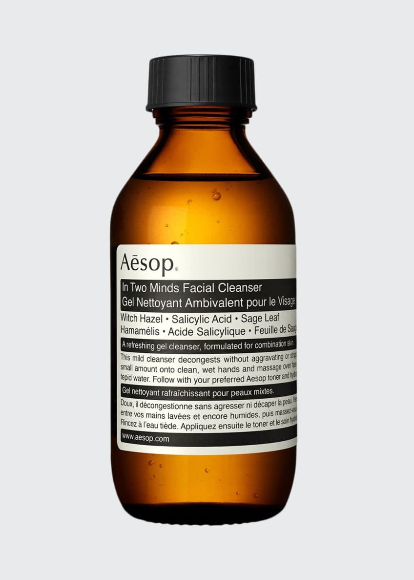 Aesop In Two Minds Facial Cleanser, 3.4 oz./ 100 mL - Bergdorf Goodman
