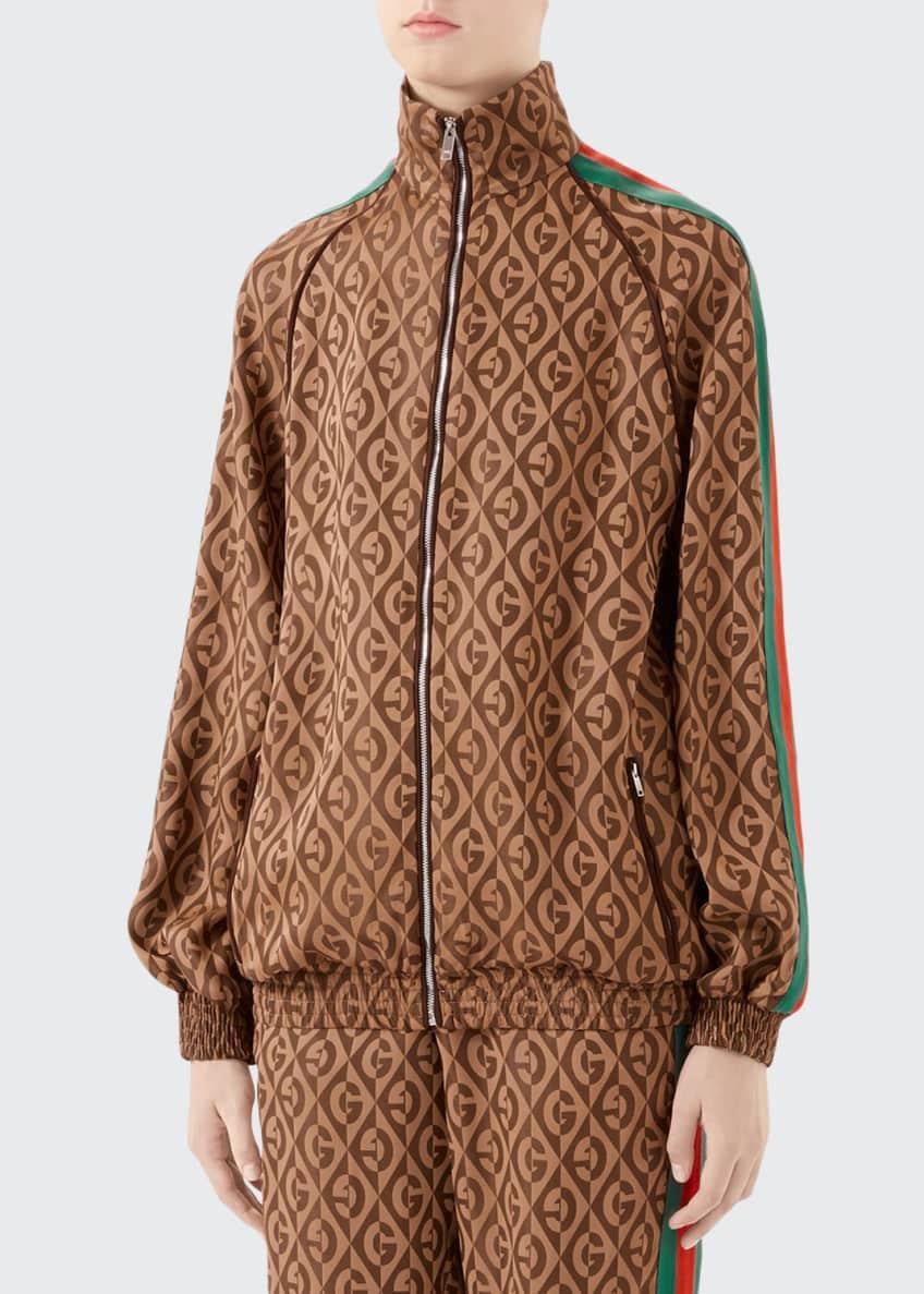 Gucci GG Rhombus Track Jacket & Matching Items