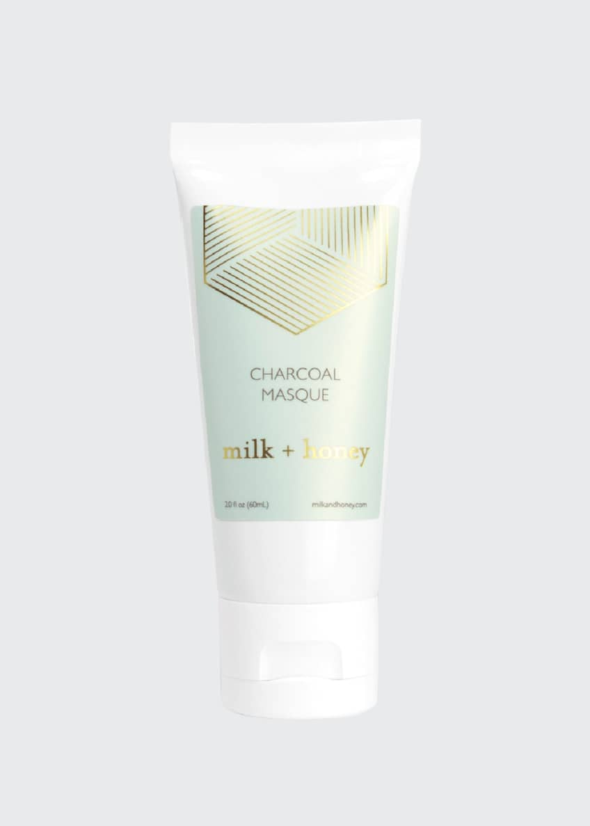 Milk + honey Charcoal Masque, 2 oz /60 ml - Bergdorf Goodman
