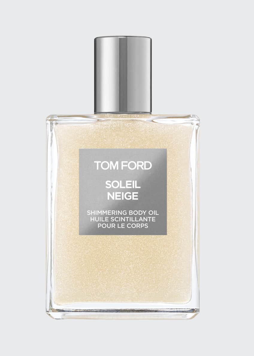 Image 1 of 1: Soleil Neige Shimmering Body Oil, 3.4 oz./ 100 mL