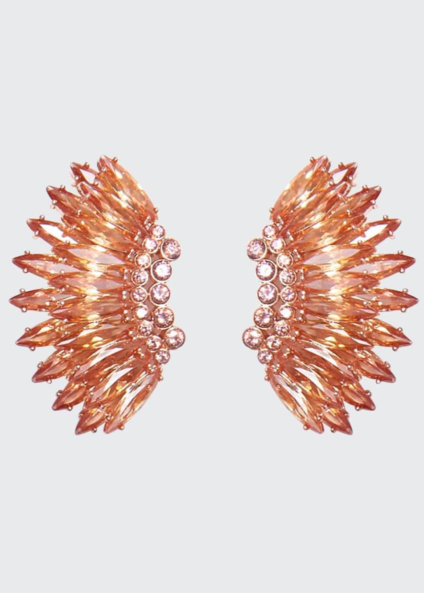 Mignonne Gavigan Mini Madeline Crystal Earrings