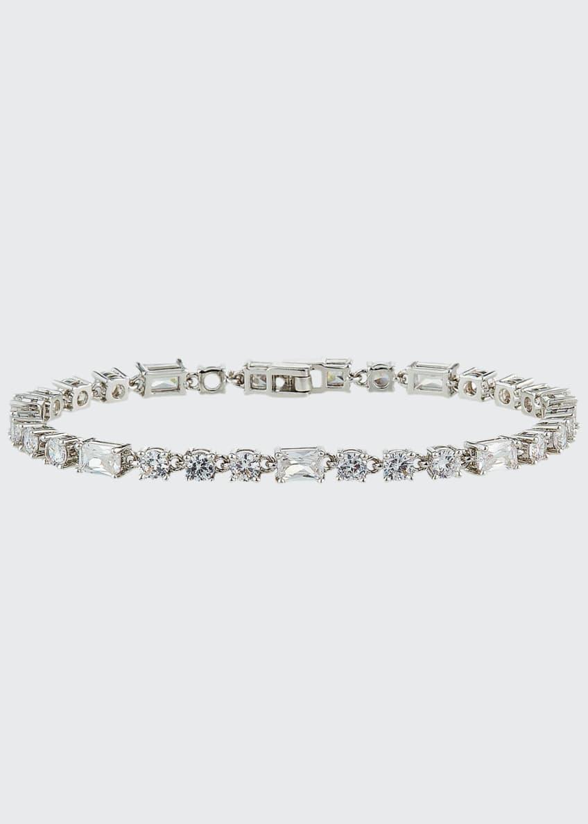 Fallon Monarch Deco Cubic Zirconia Bracelet