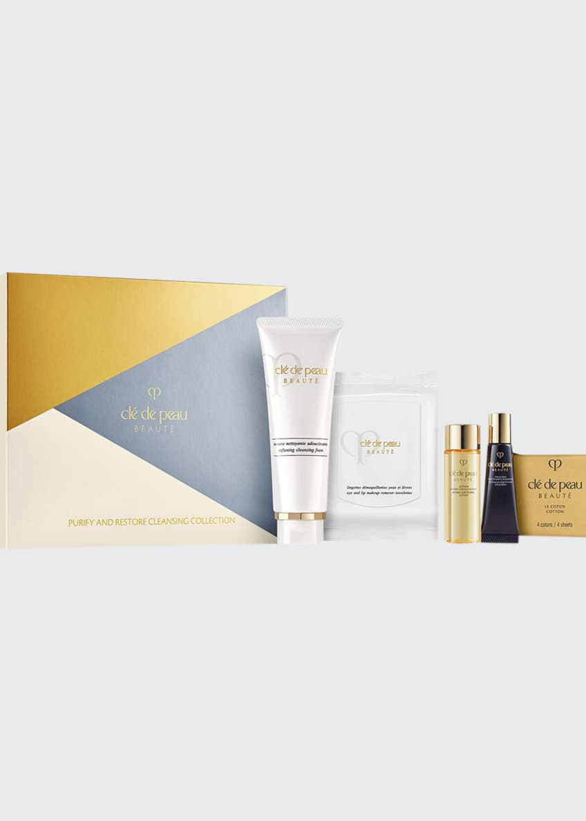 Image 1 of 3: Purify and Restore Cleansing Collection ($150 Value)