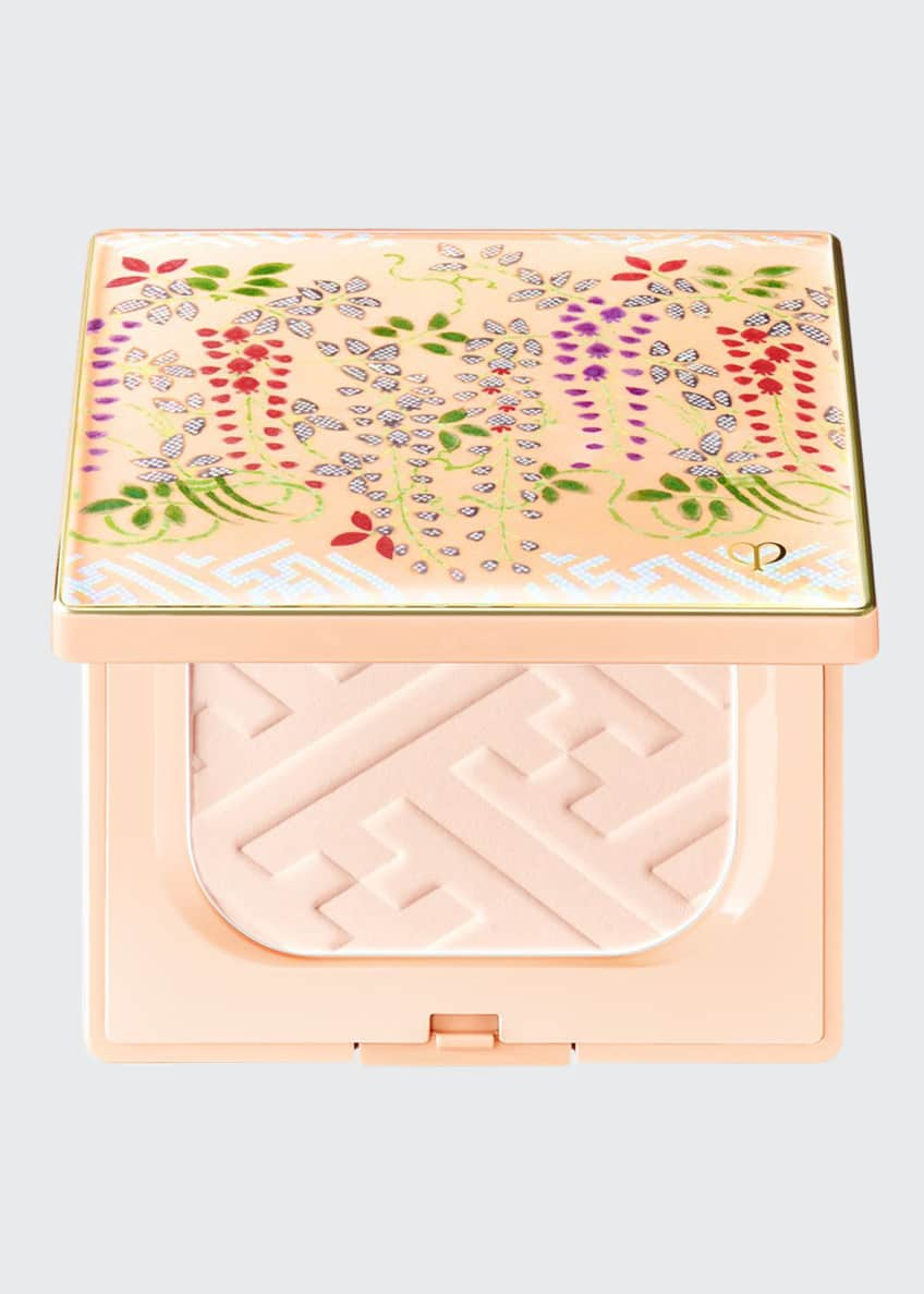 Cle de Peau Beaute Limited Edition Refining Pressed