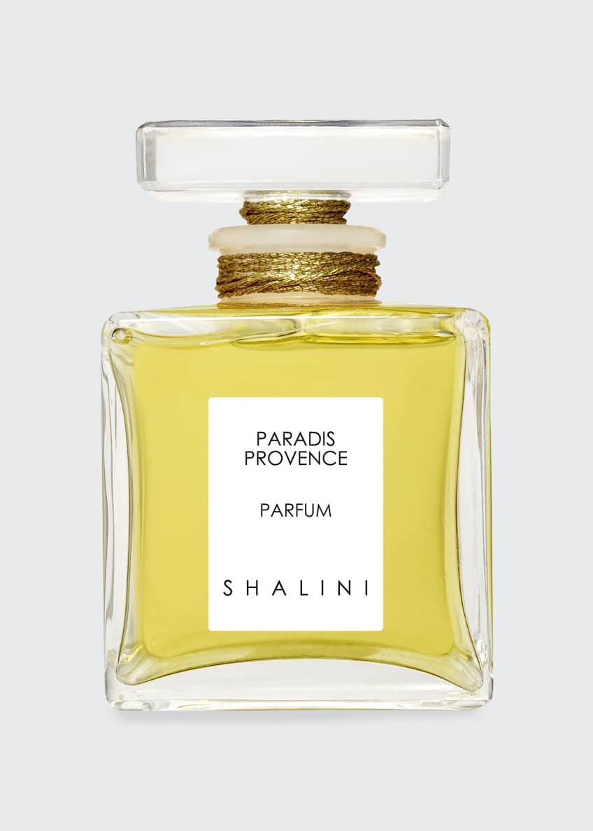 Shalini Parfum Paradis Provence Cubique Glass Bottle with