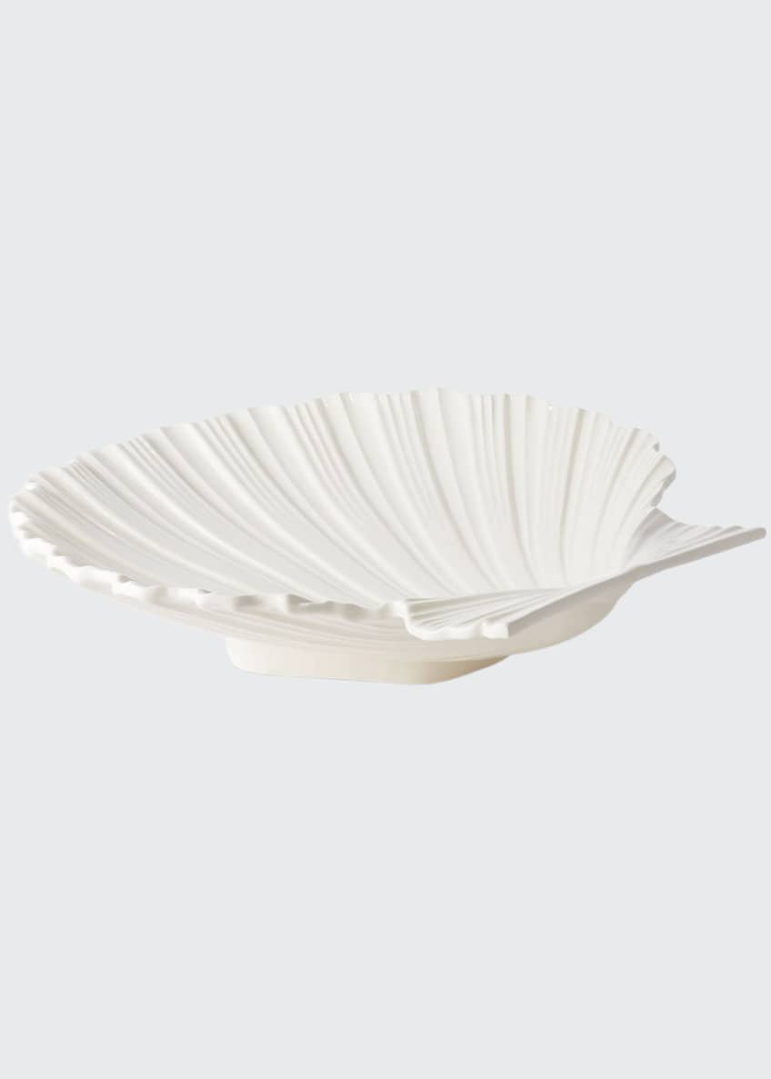 Image 1 of 4: Shell Large Platter