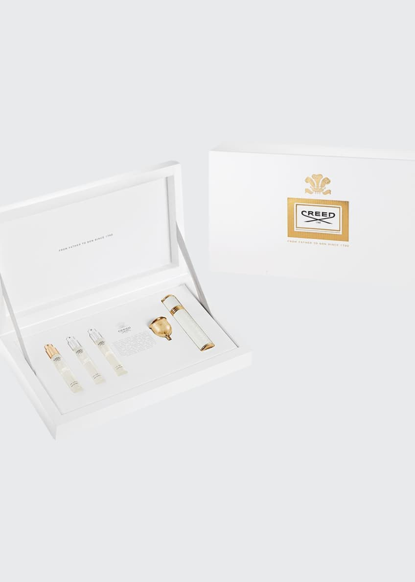 Creed Men's Travel Atomizer Coffret