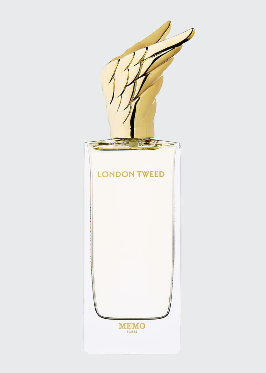 Memo Paris London Tweed Eau de Parfum, 2.5