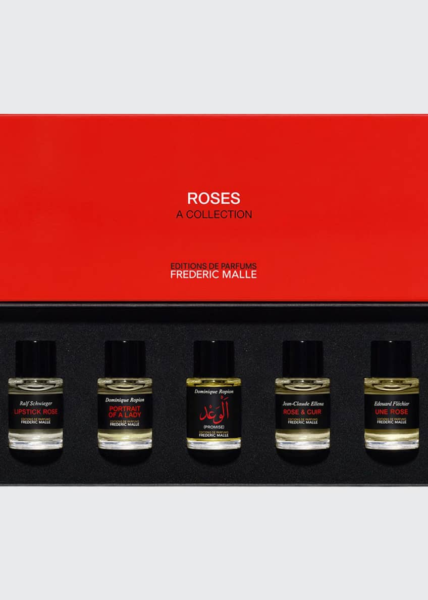 Image 1 of 1: Roses Coffret, 5 x 7 mL