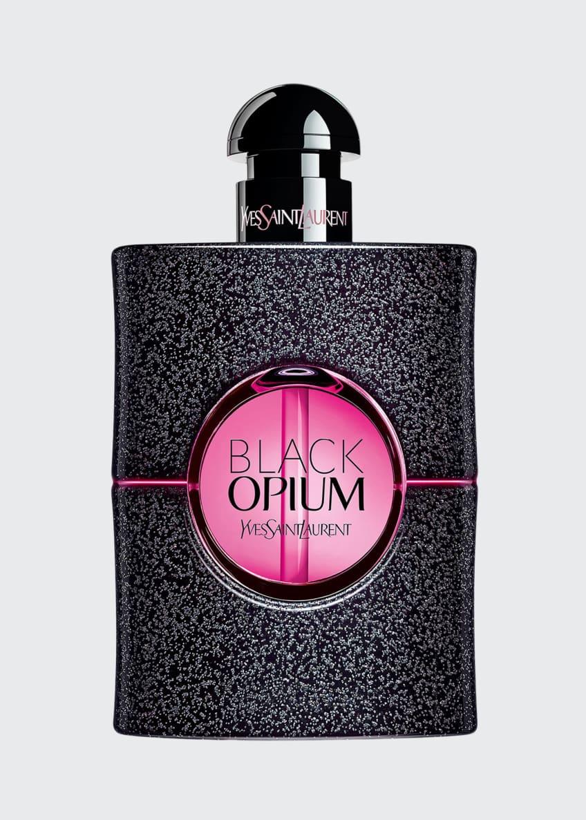 Yves Saint Laurent Beaute BLACK OPIUM NEON Eau de Parfum, 2.5 oz./ 75 mL - Bergdorf Goodman