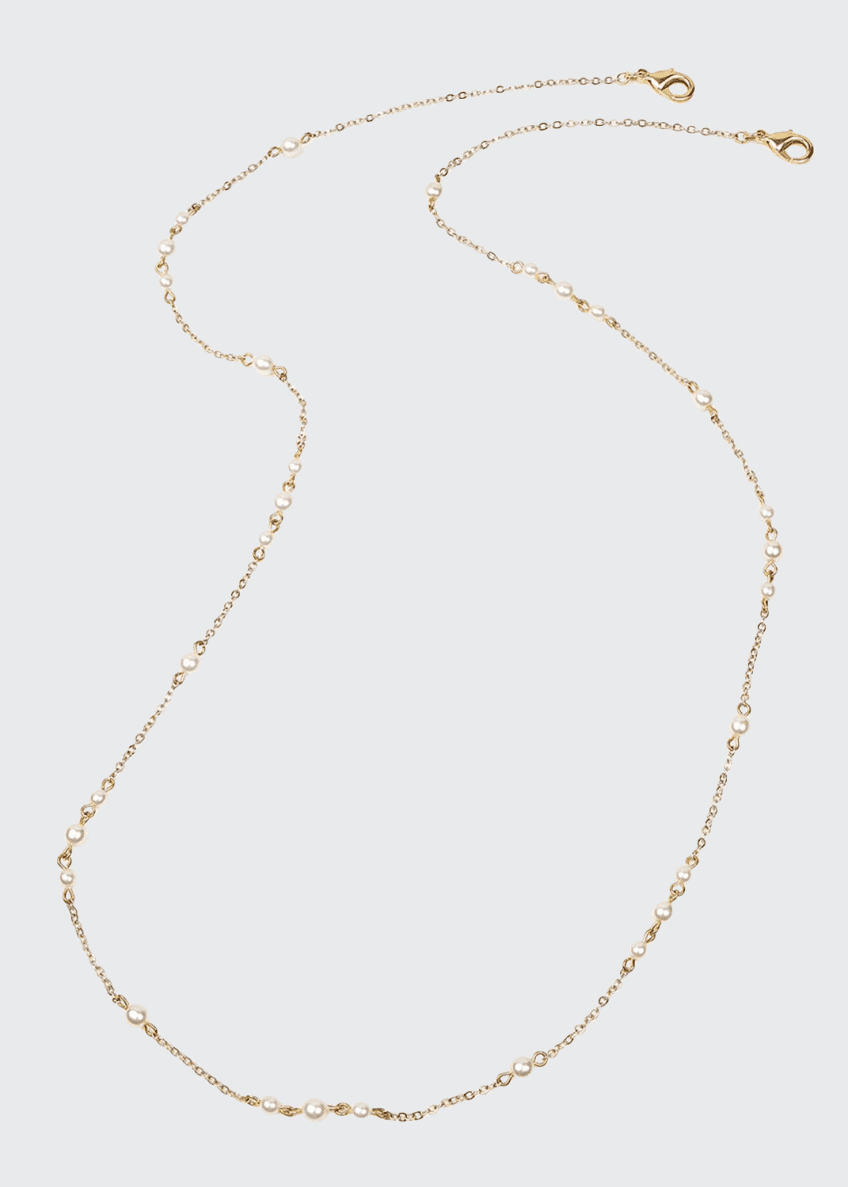Image 1 of 1: Pearly Mask Chain