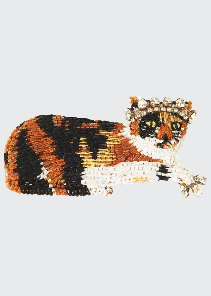 Image 1 of 1: Royal Cat Brooch