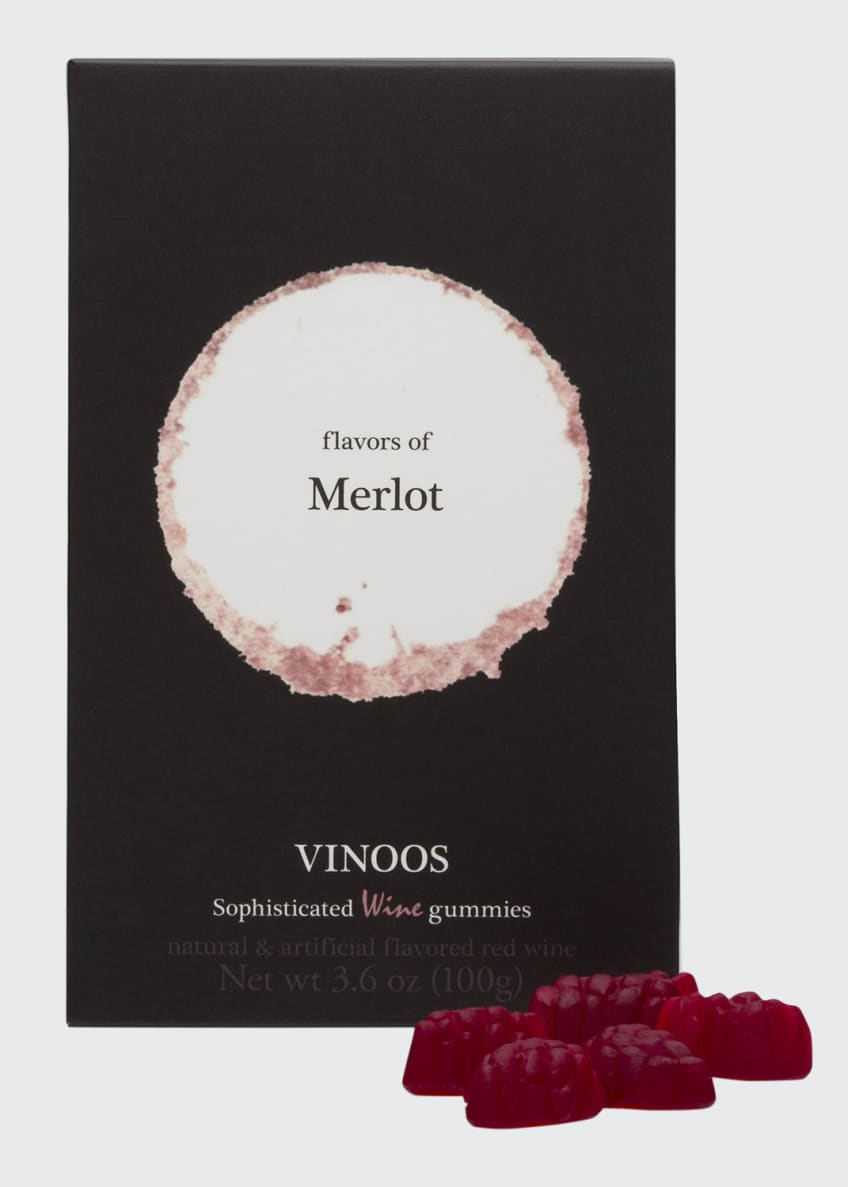 Image 1 of 4: Flavors of Merlot Wine Gummies