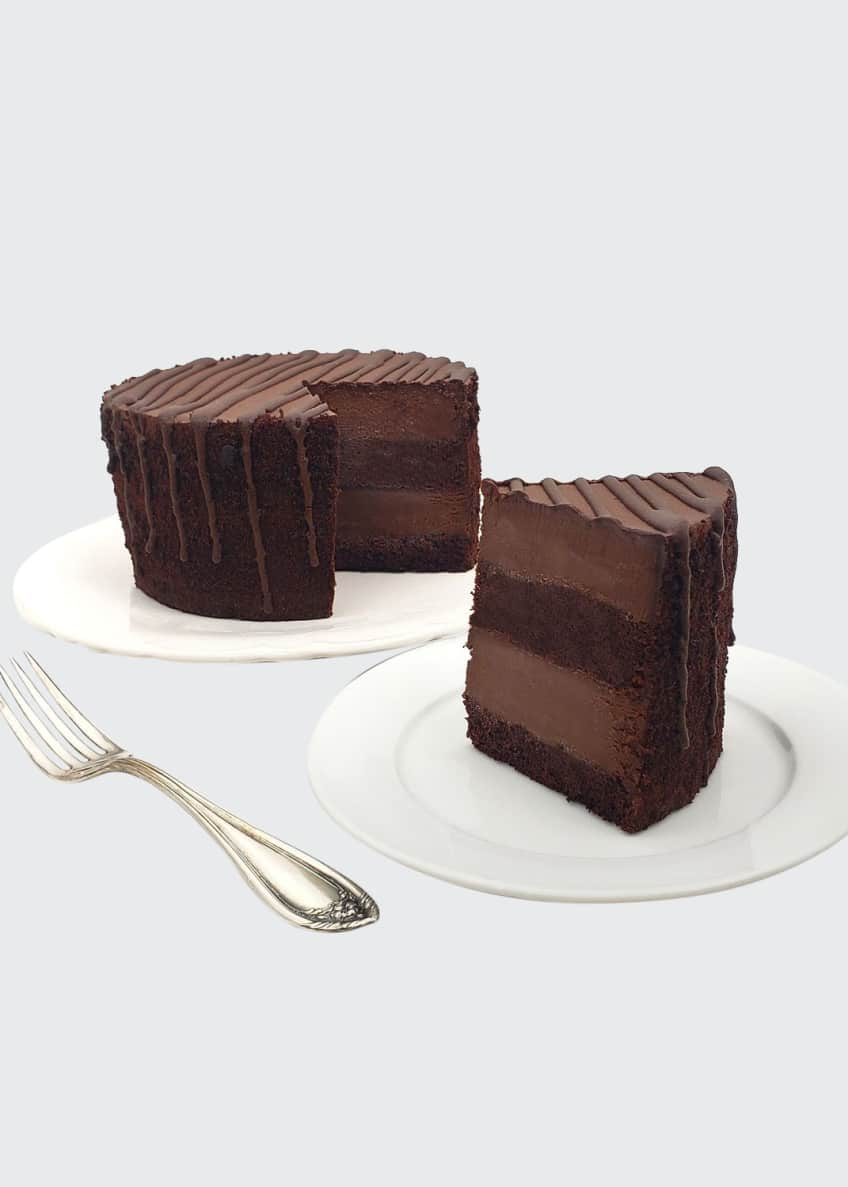 Image 1 of 1: Chocolate Midnight Marquise Cake