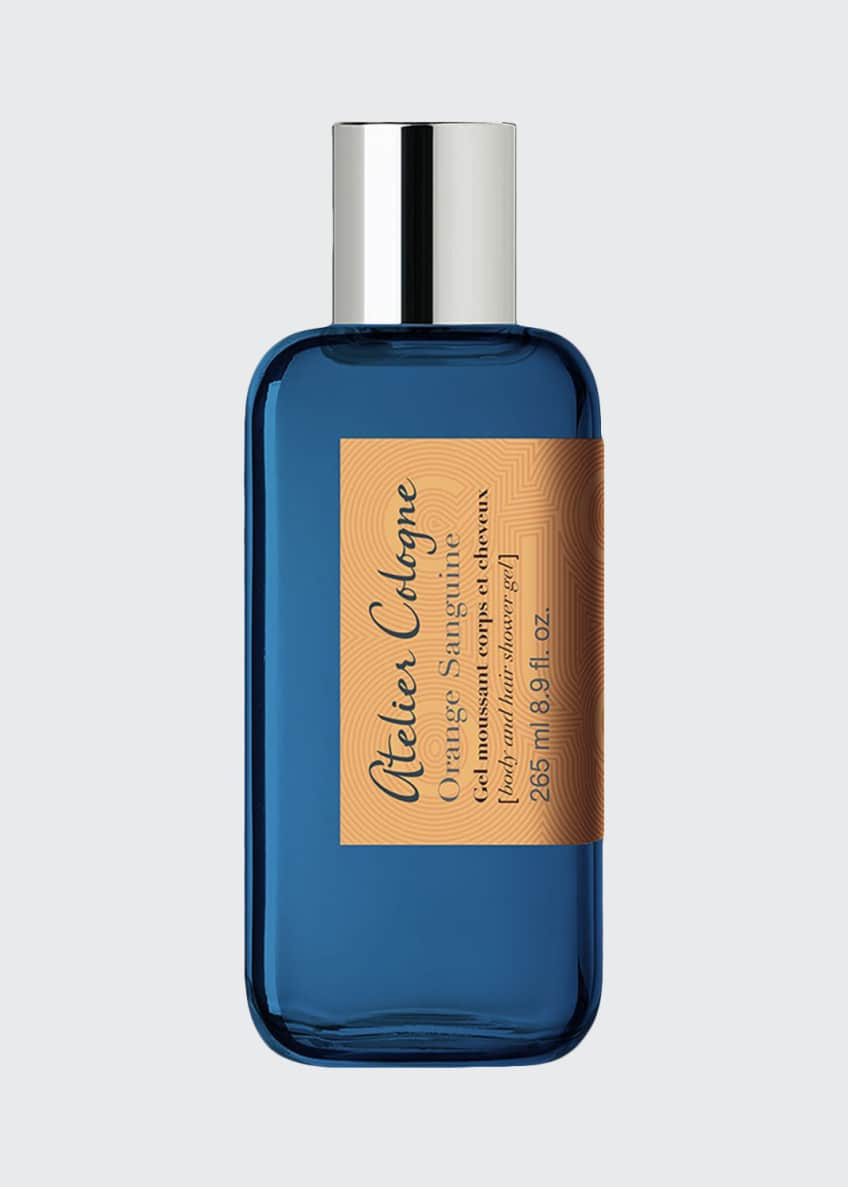 Atelier Cologne Orange Sanguine Body and Hair Shower