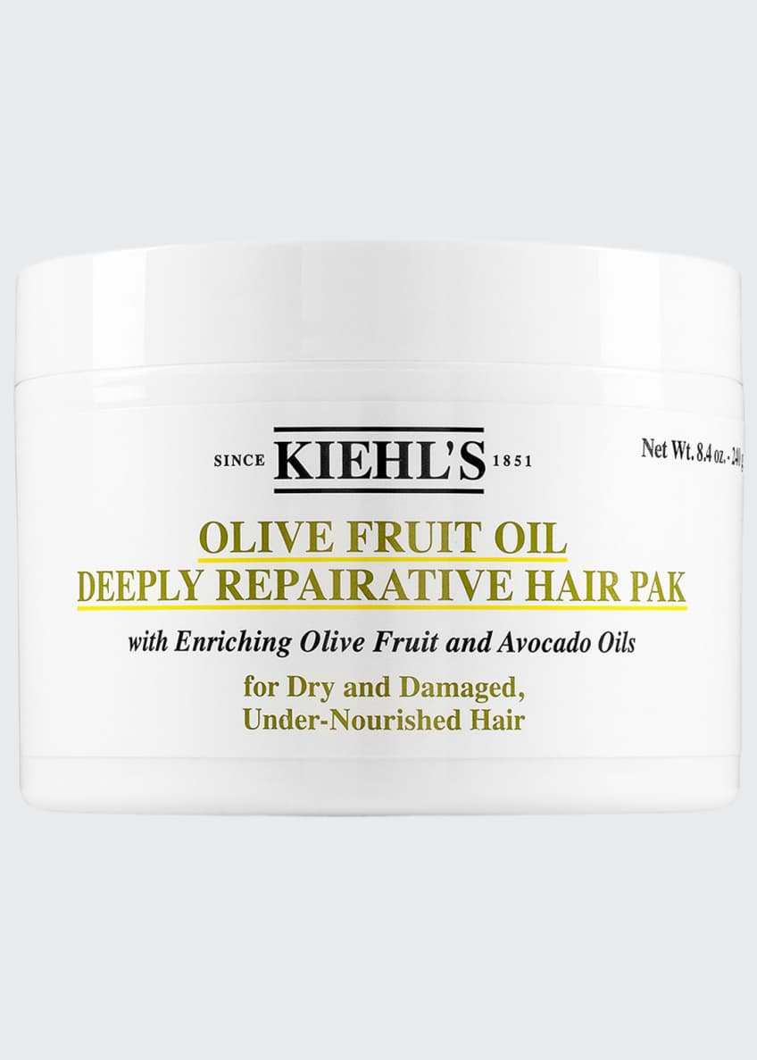Image 1 of 1: Olive Fruit Oil Deeply Repairative Hair Pak, 8.0 oz.