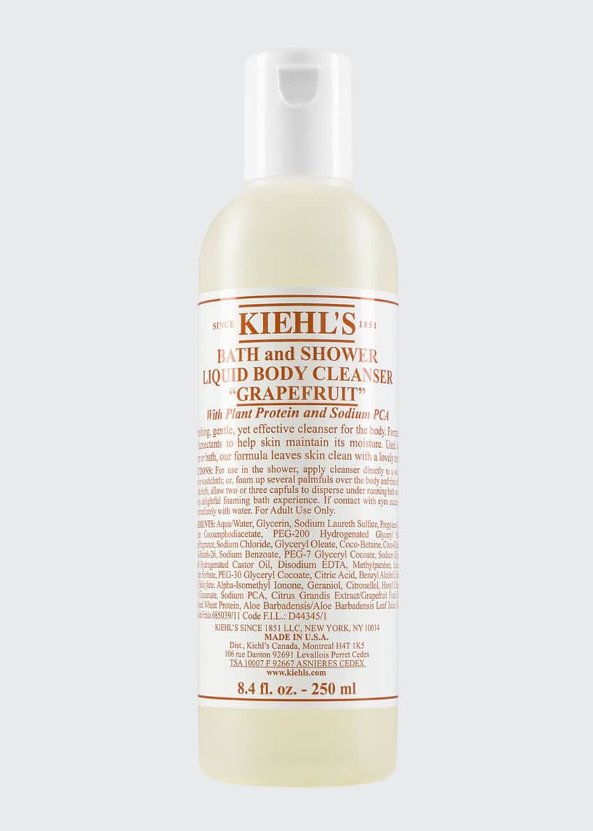 Image 1 of 2: Grapefruit Bath & Shower Liquid Body Cleanser 8oz