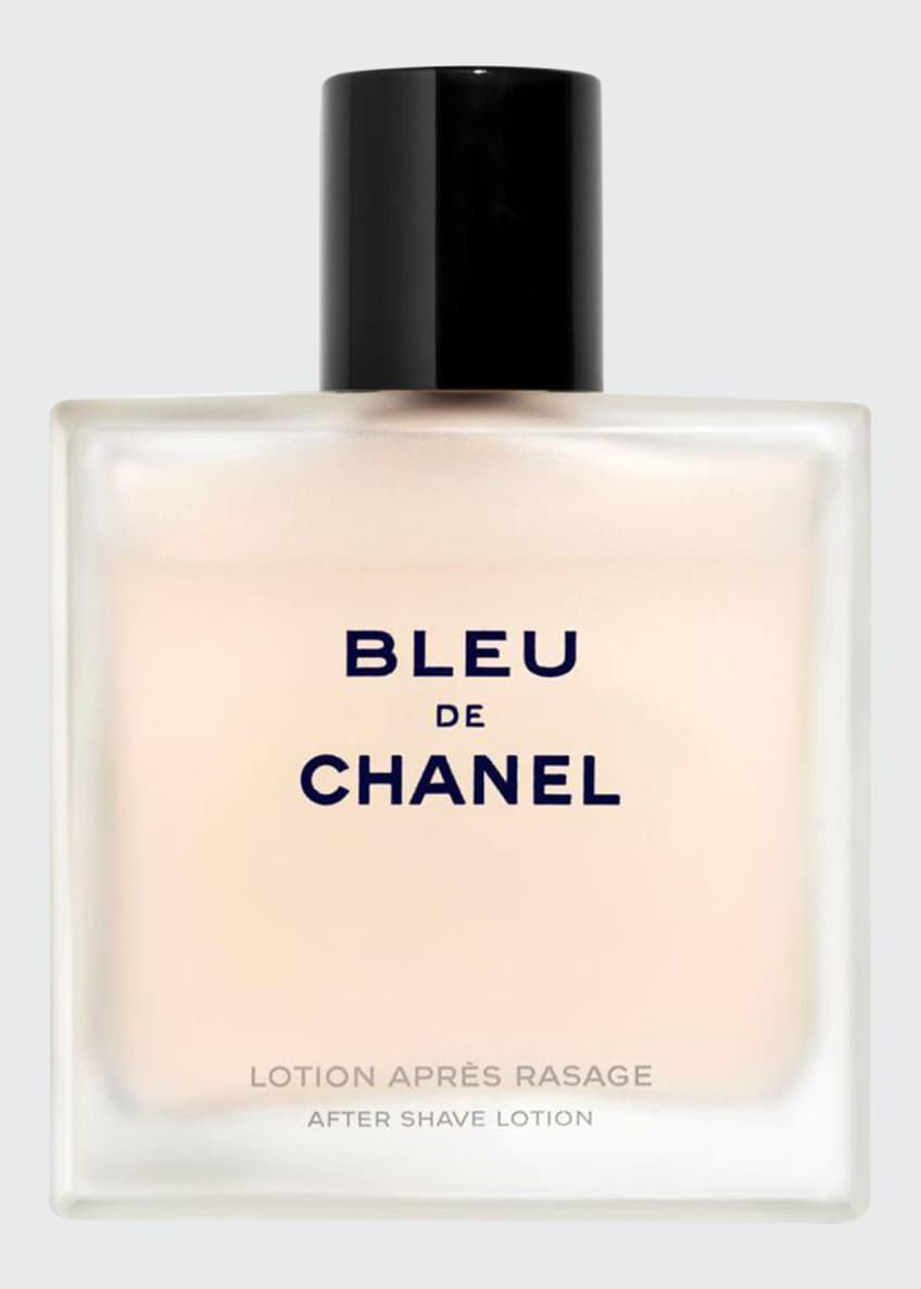 BLEU DE CHANEL After Shave Lotion, 3.4 oz.