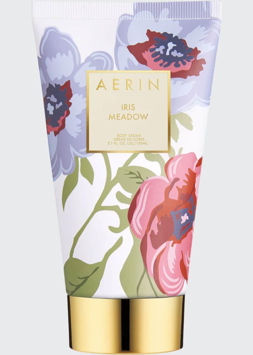 AERIN Iris Meadow Body Cream, 5 oz./ 148 mL - Bergdorf Goodman
