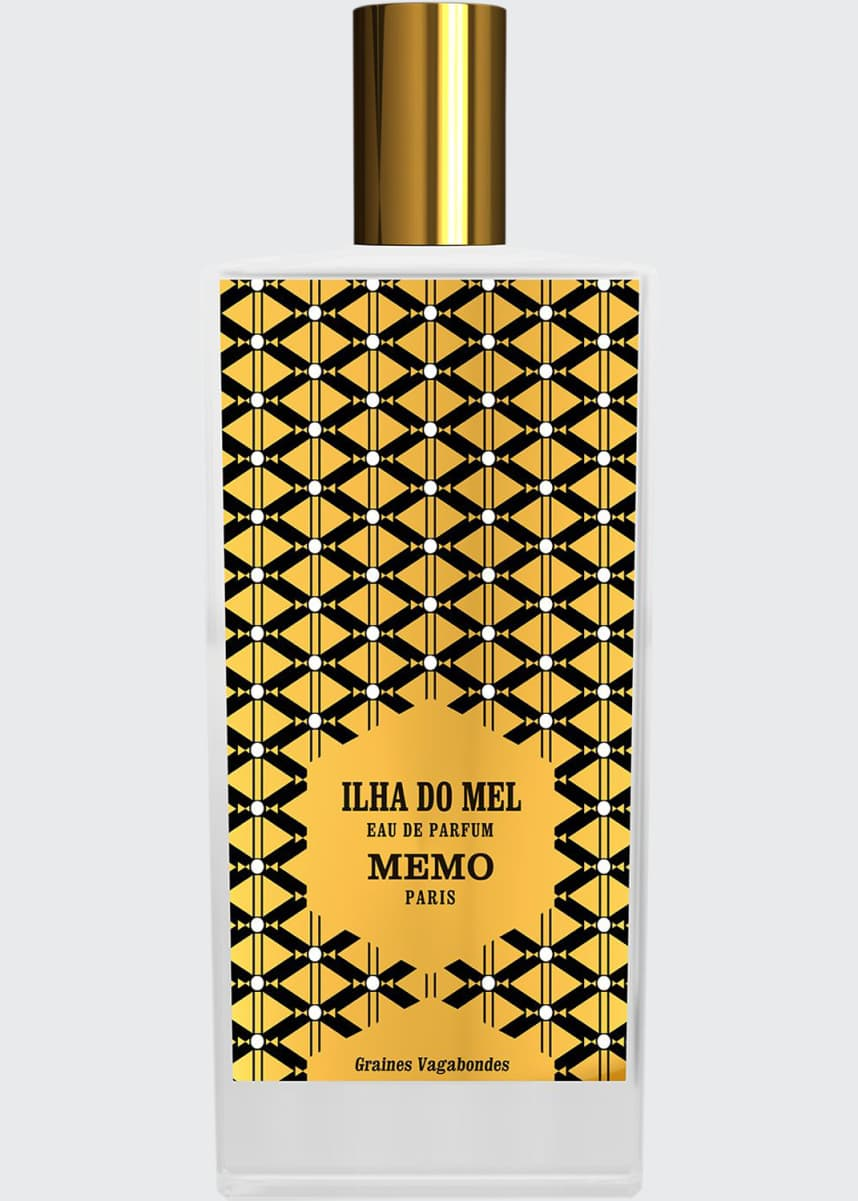 Memo Paris Ilha Do Mel Eau de Parfum, 75 mL