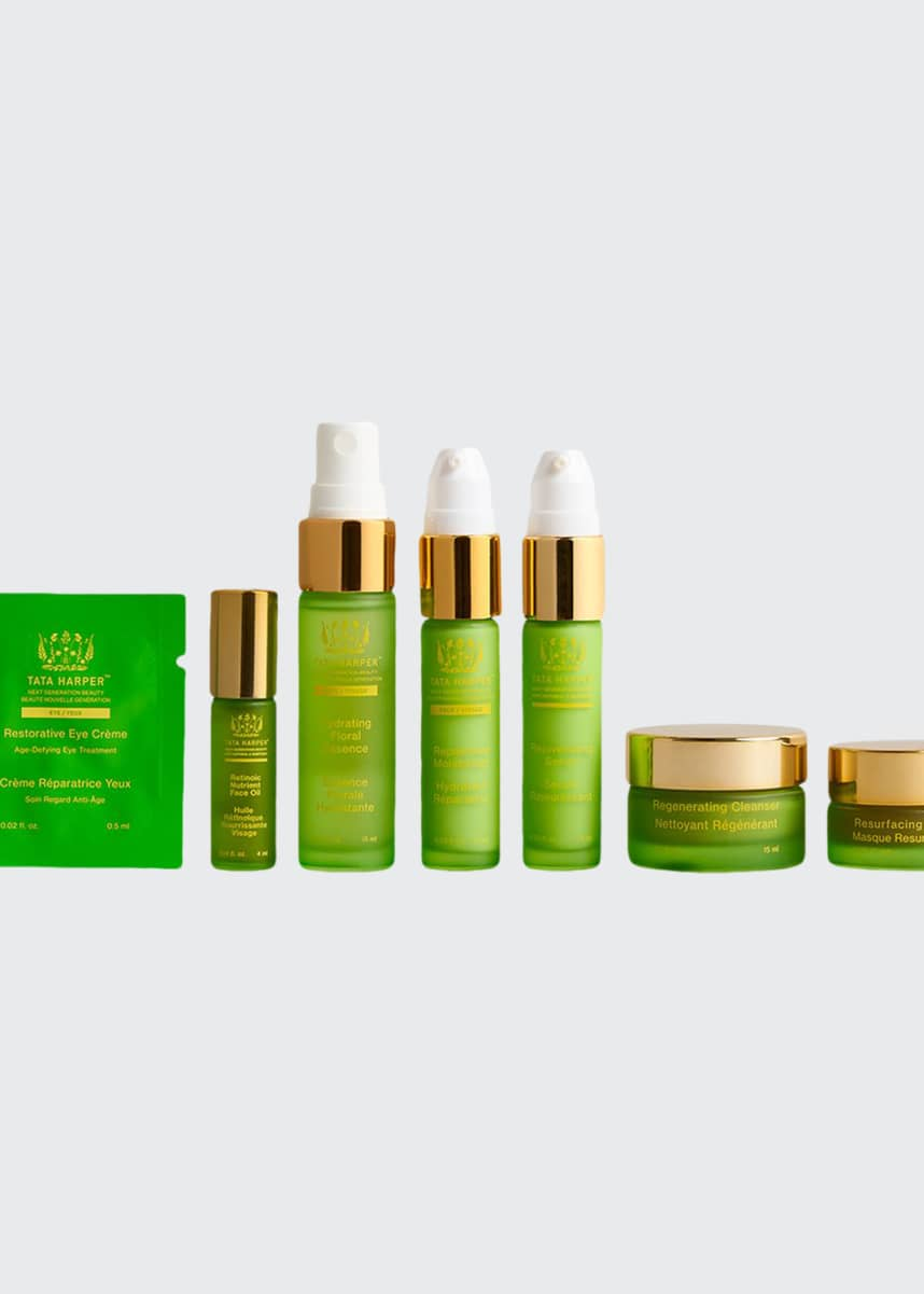 Tata Harper Tata's Daily Essentials Set ($117 Value)