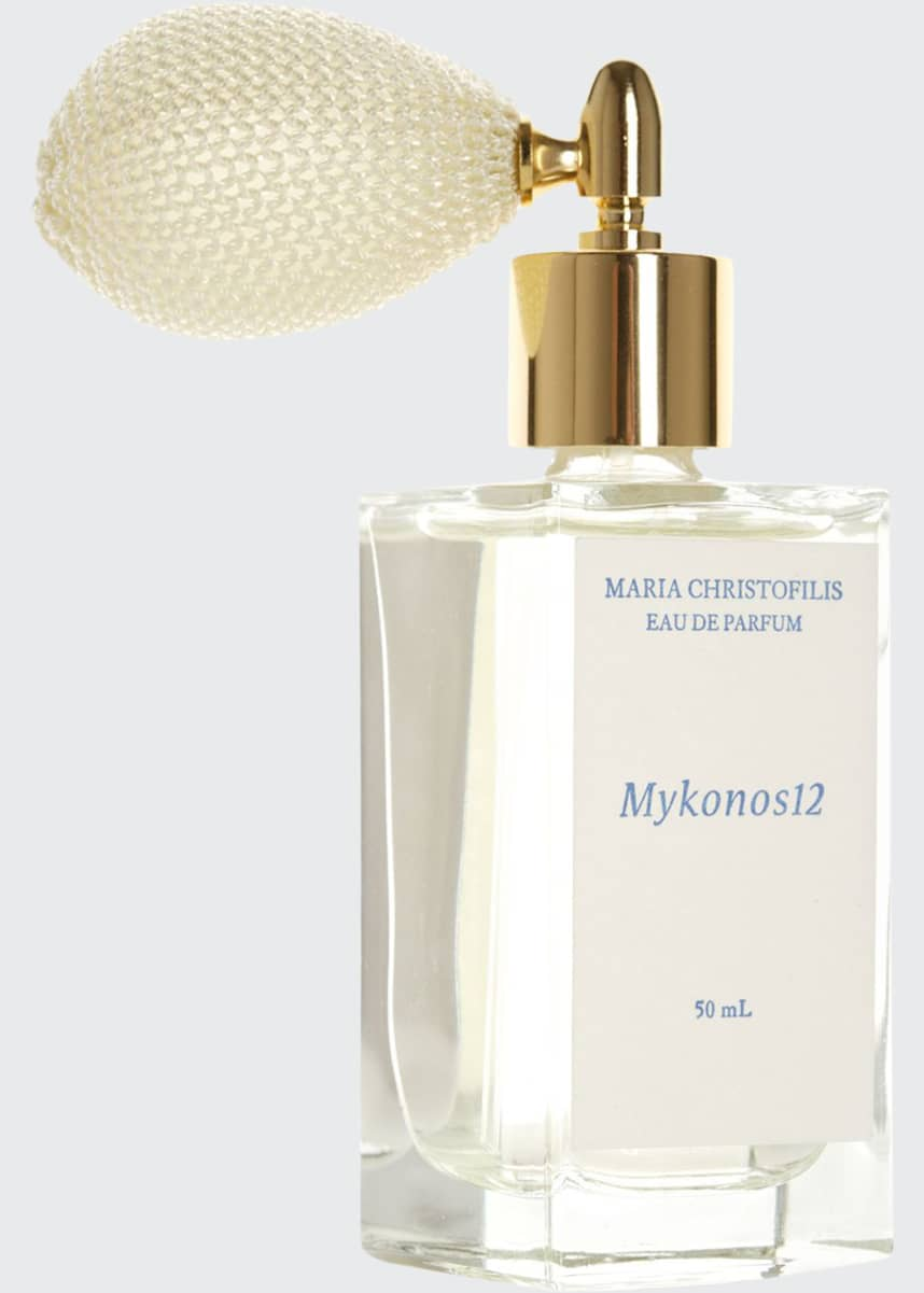 Maria Christofilis Mykonos12 Eau de Parfum Spray, 50 mL